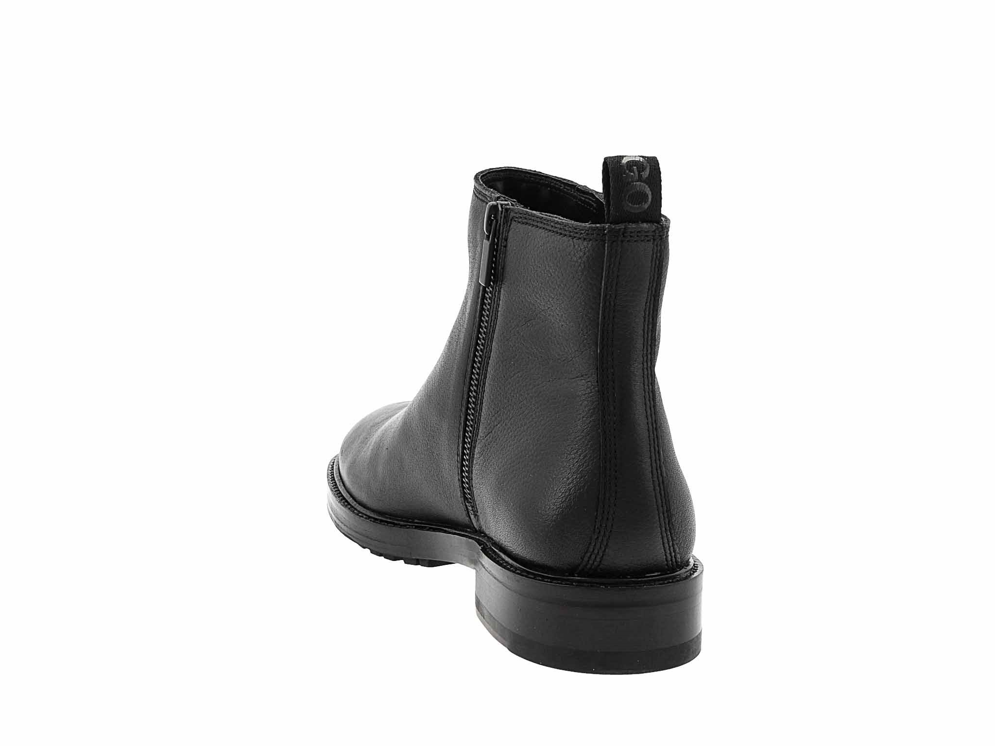 Kozaki HUGO - Bohemian 50419754 Black 001