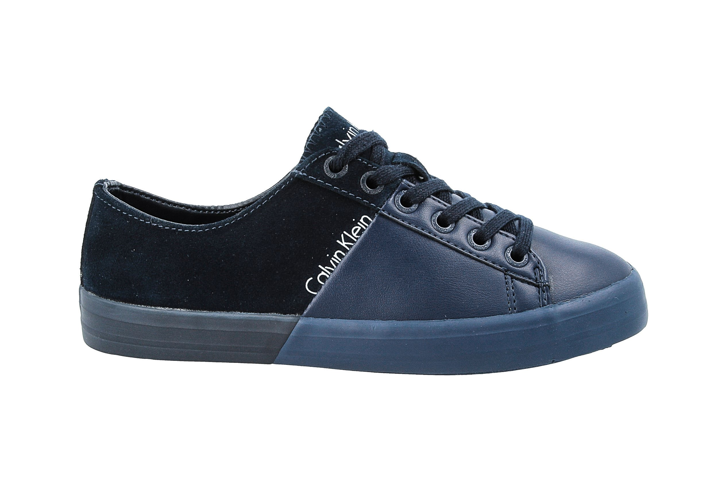 Sneakersy CALVIN KLEIN JEANS Wanda RE9656 Midnight • Modivo.pl