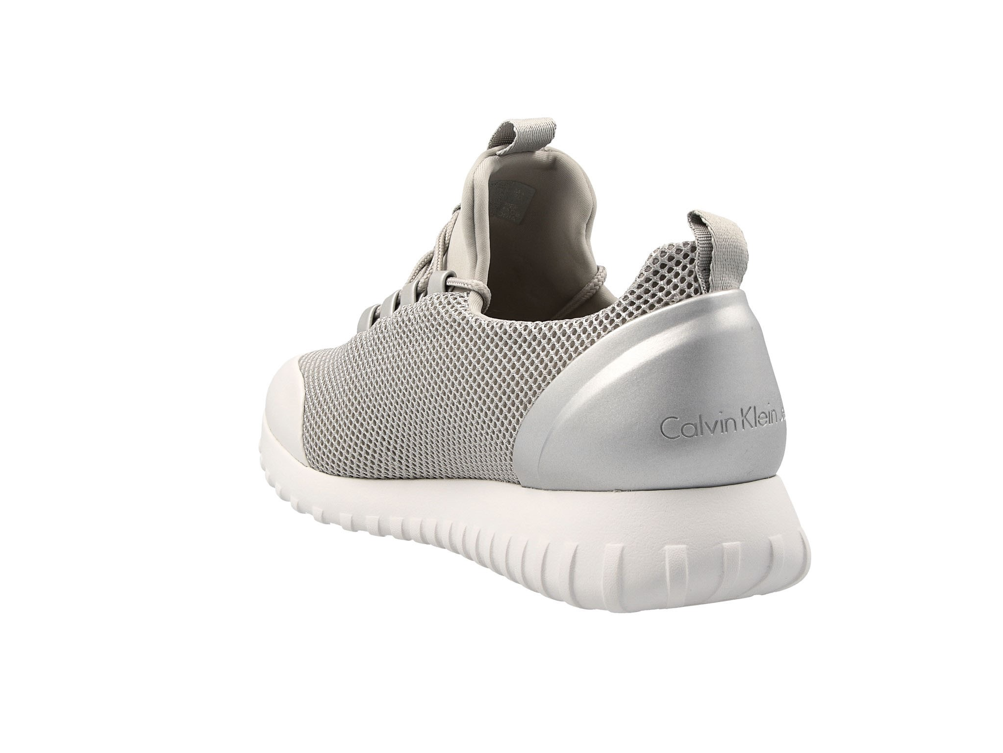 Sneakersy CALVIN KLEIN JEANS Ron SE8605 SilverWhite