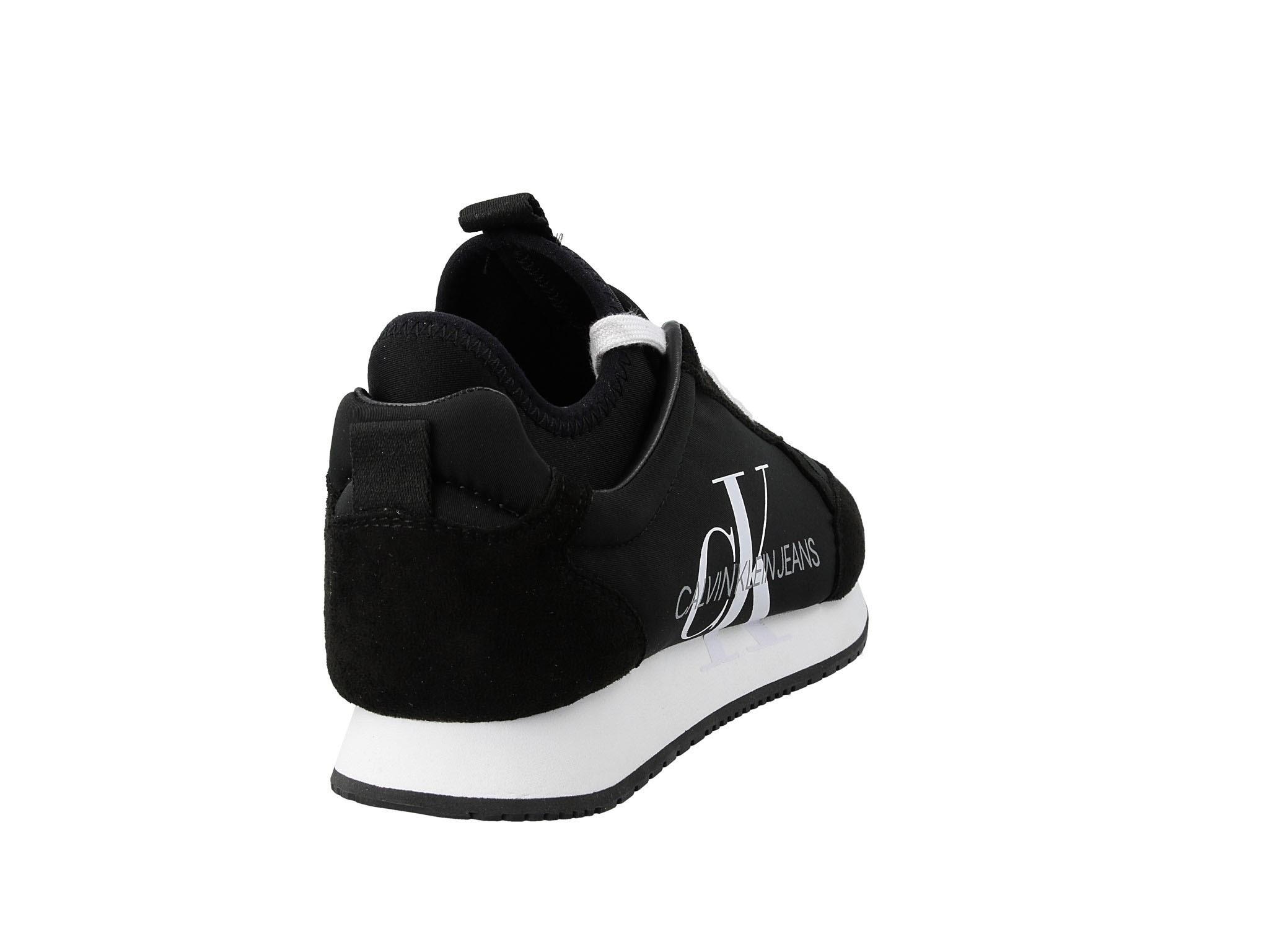 Sneakersy CALVIN KLEIN JEANS Jemmy B4S0136 Medieval Blue