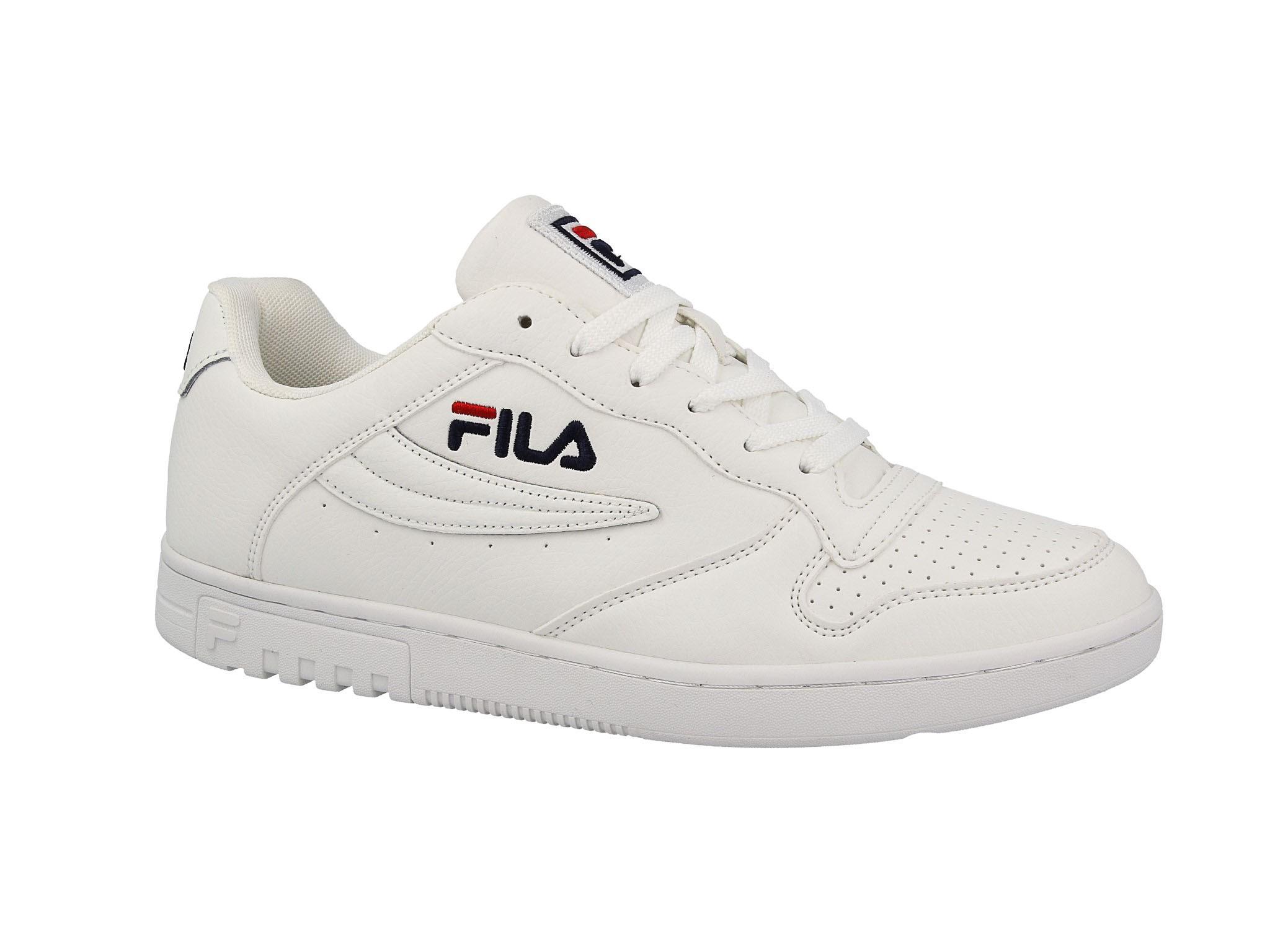 Sneakersy FILA Fx100 Low 1010260.1FG White