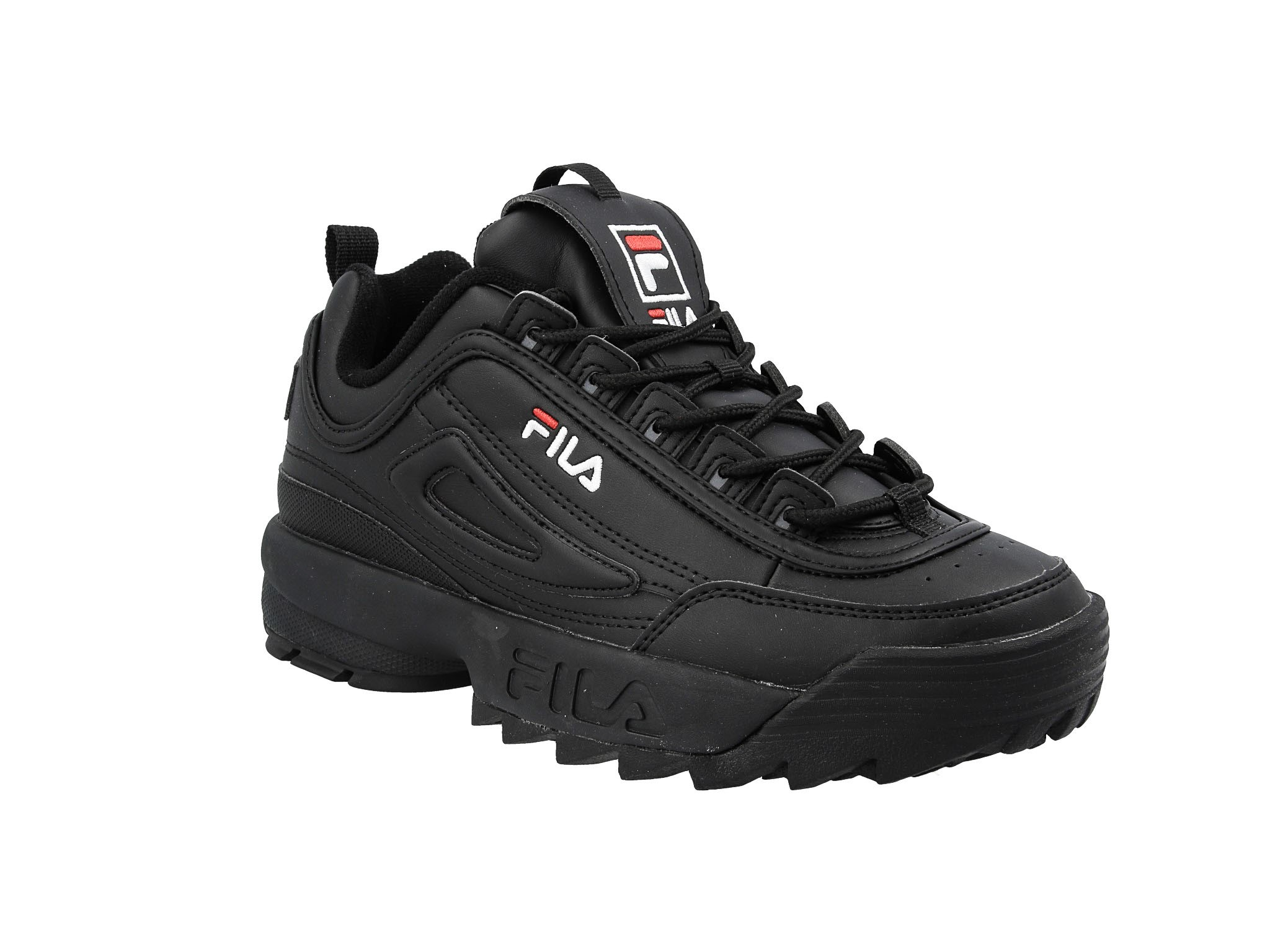 Sneakersy FILA Disruptor Low 1010262.12V BlackBlack