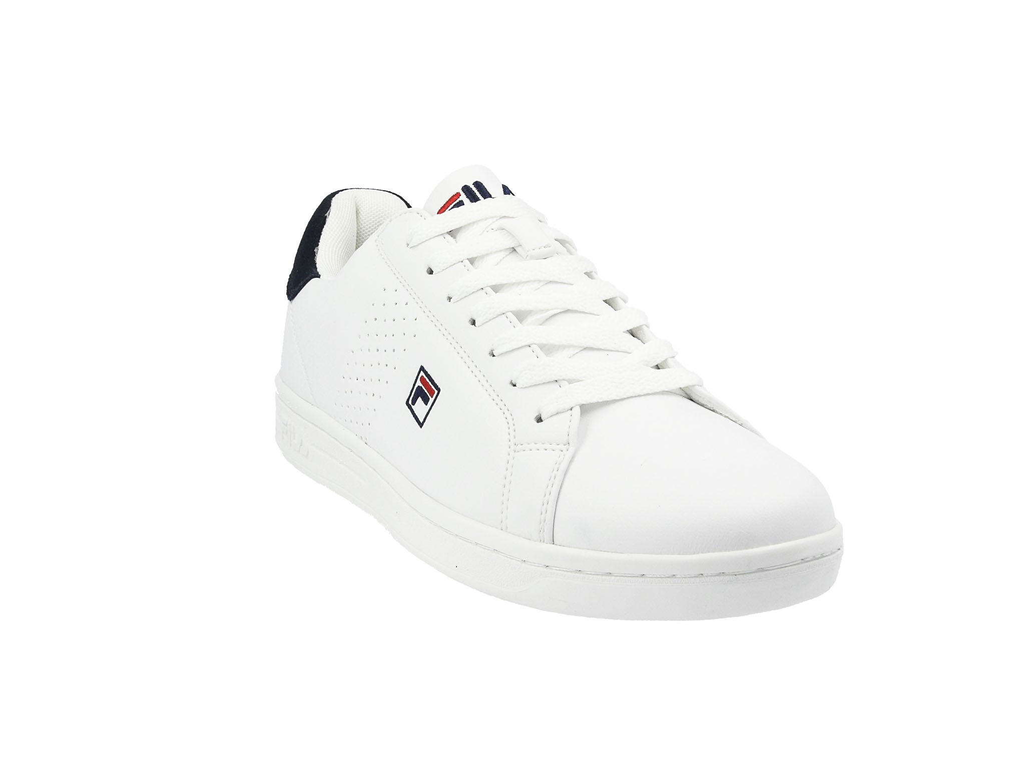 sneakers fila crosscourt 2 f low 1010276.98f whitedress