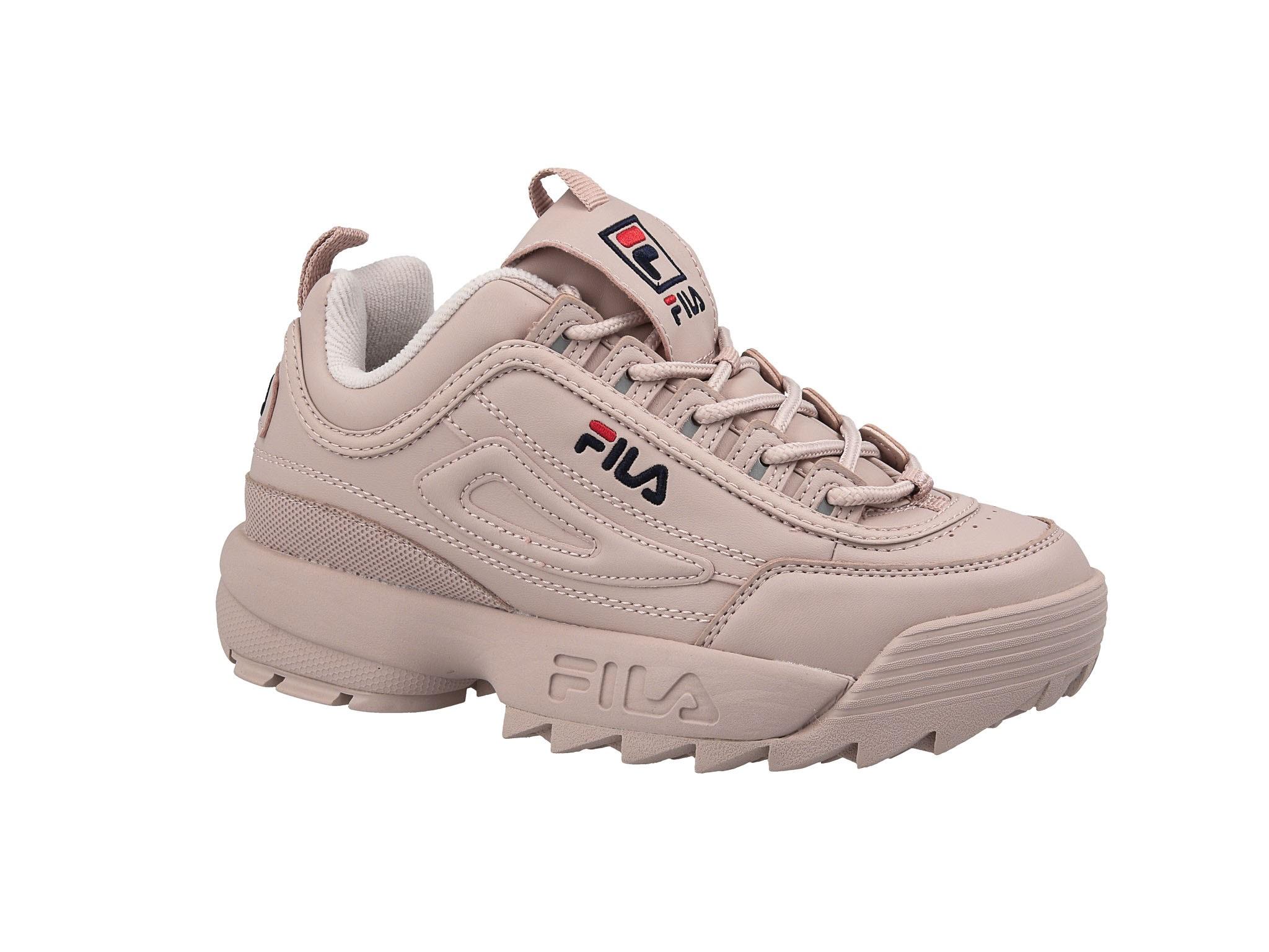 Sneakers FILA Disruptor Low Wmn 1010302.71P Rose Smoke