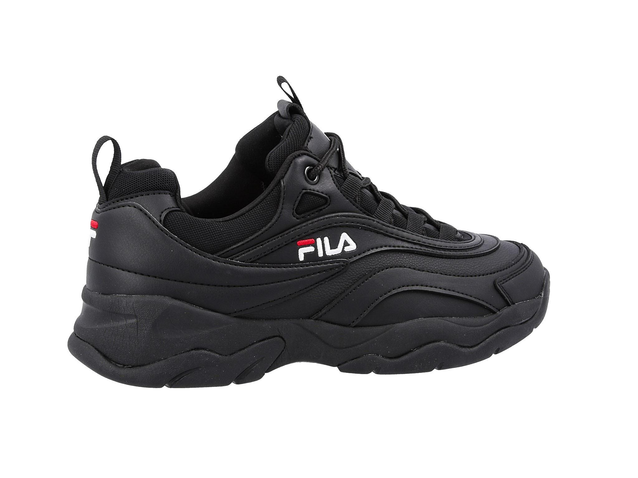 Sneakers FILA Ray Low 1010561.12V BlackBlack