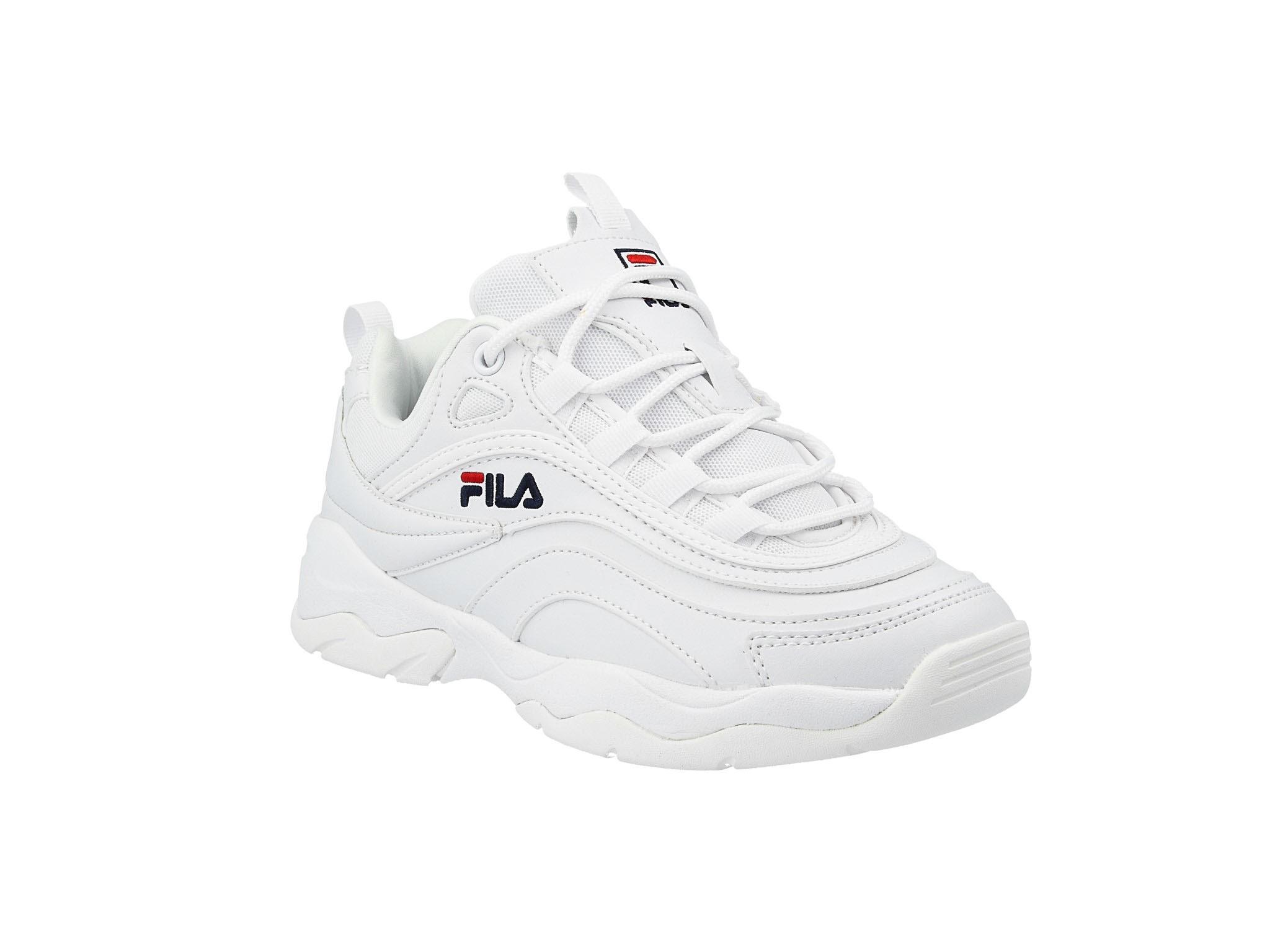 Sneakersy FILA Ray Low 1010561.1FG White