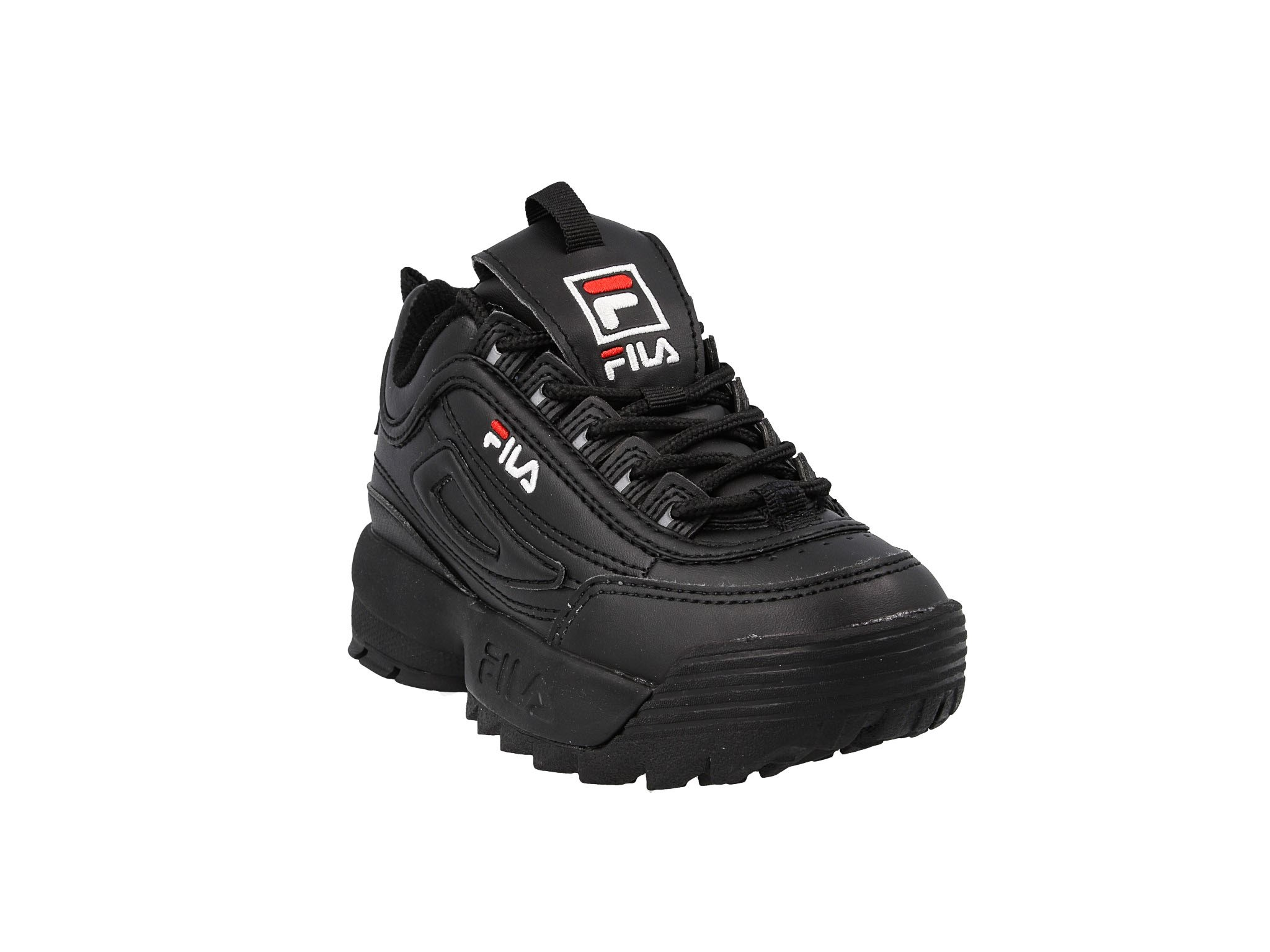 Sneakersy FILA Disruptor Kids 1010567.12V BlackBlack