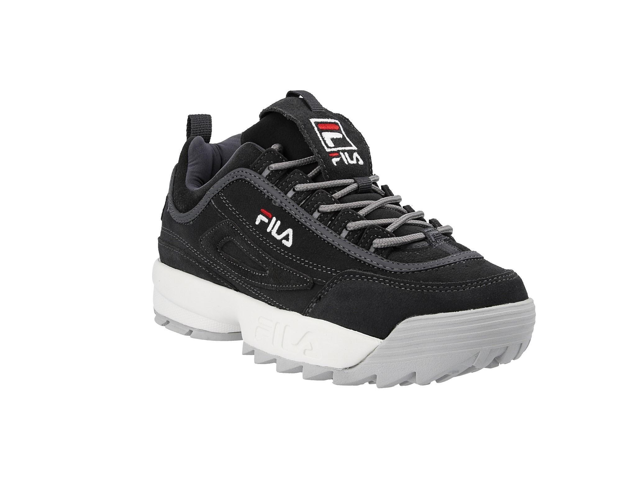 Sneakers FILA Disruptor S Low 1010577.7ZW Dark Shadow