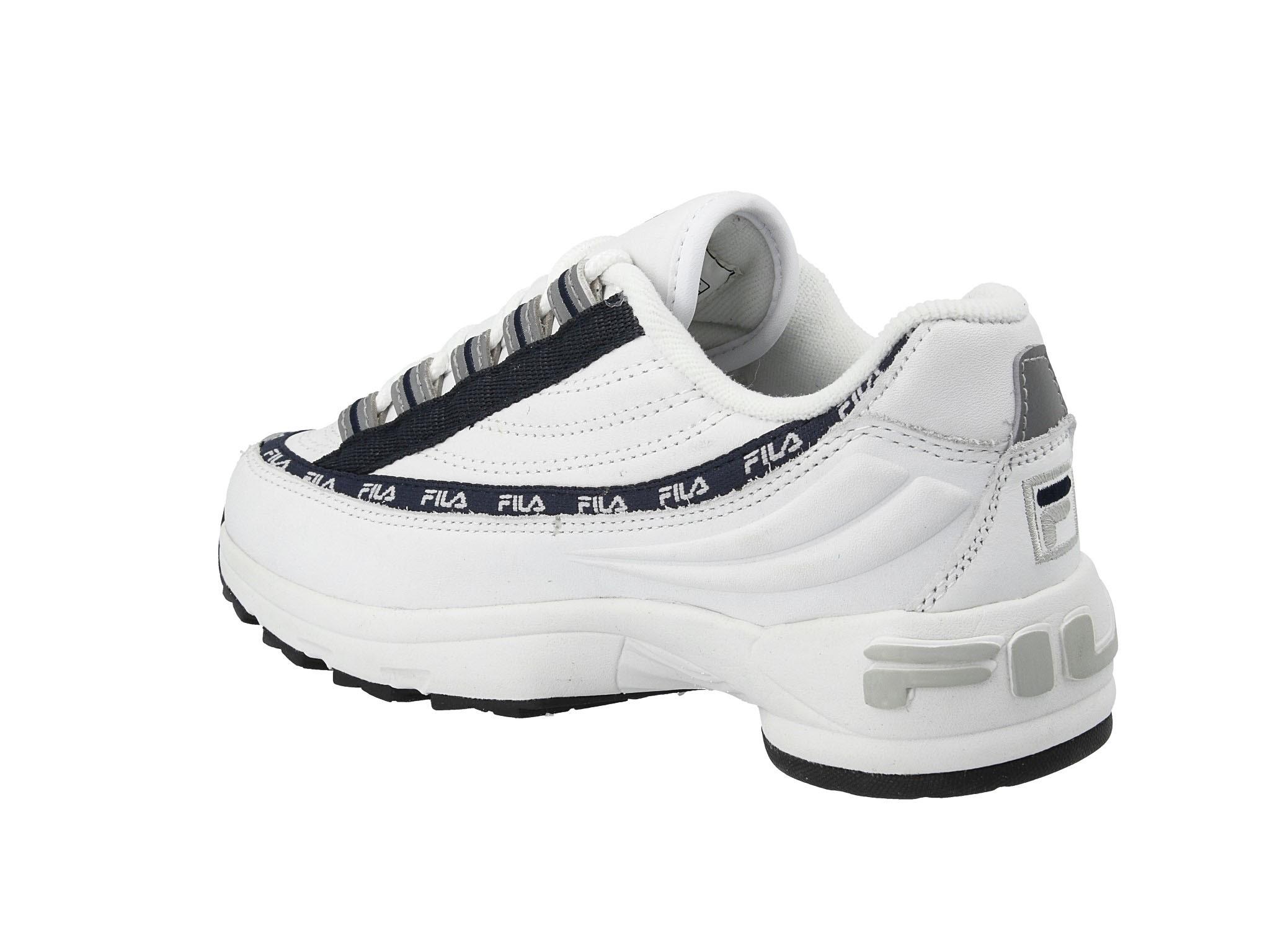 Sneakersy FILA Dstr97 L Wmn 1010596.1FG White