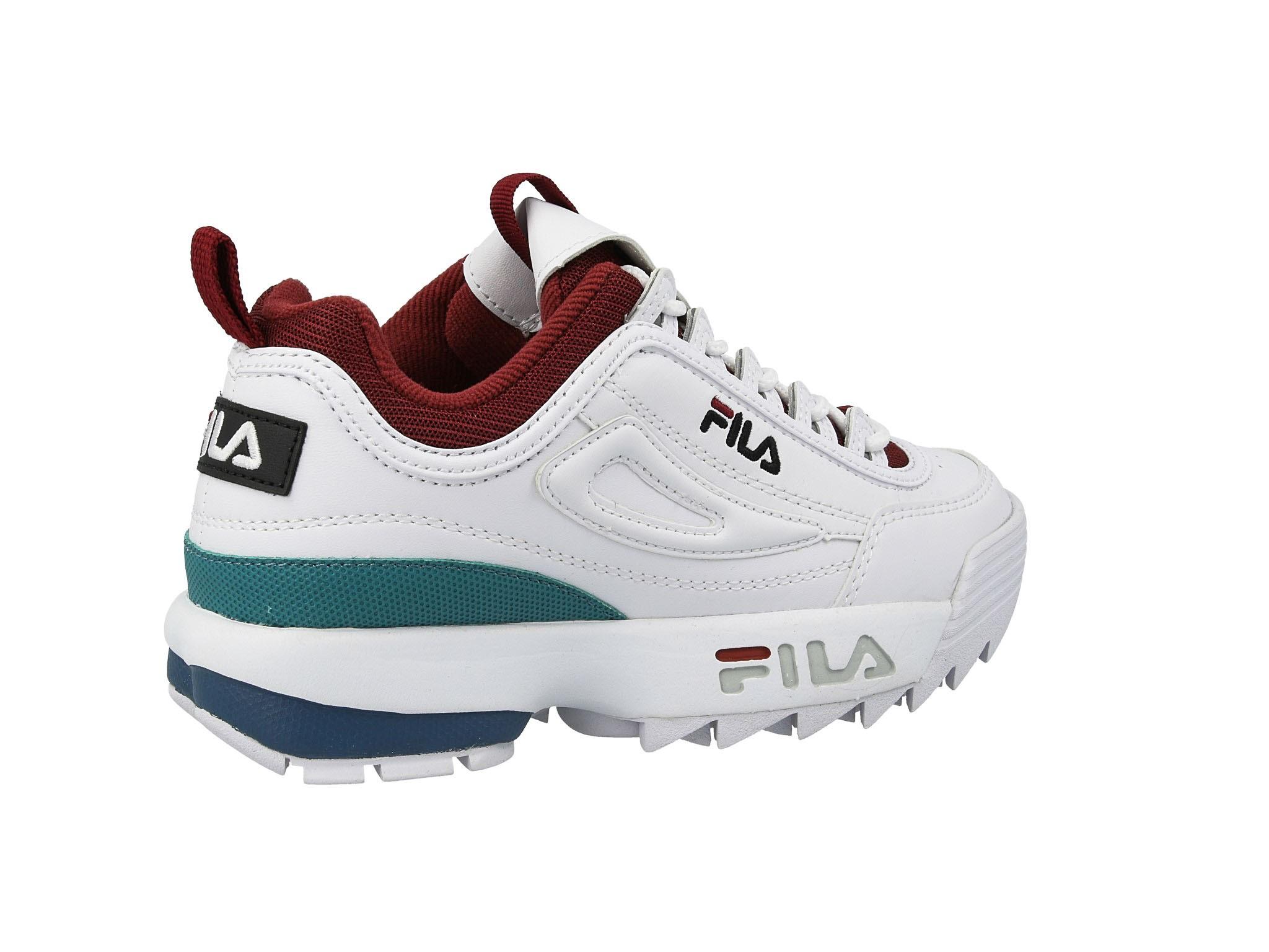 FILA Fila Disruptor CB Low Sneakersy Damskie 1010604.02H