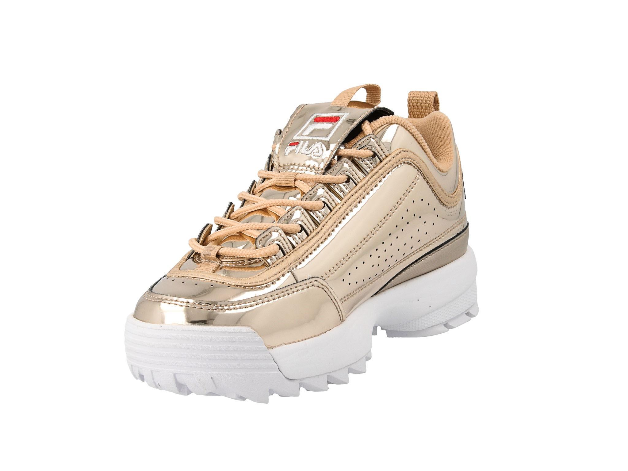 Buty damskie sneakersy Fila Disruptor M Low 1010608 80C