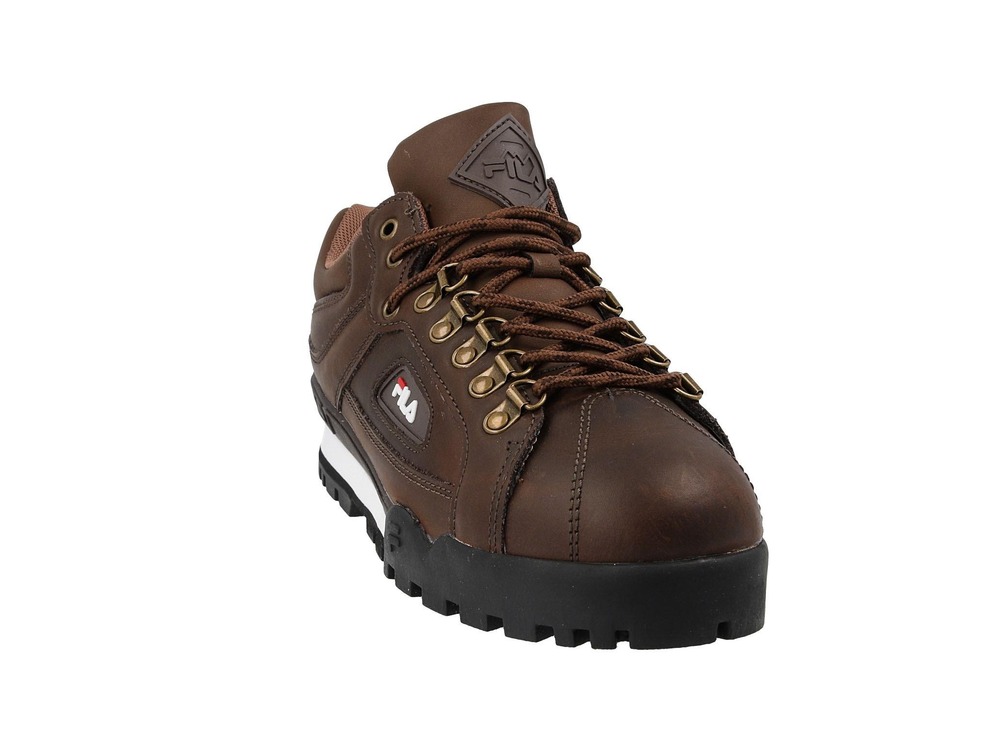 Fila Trailblazer Boots Brown