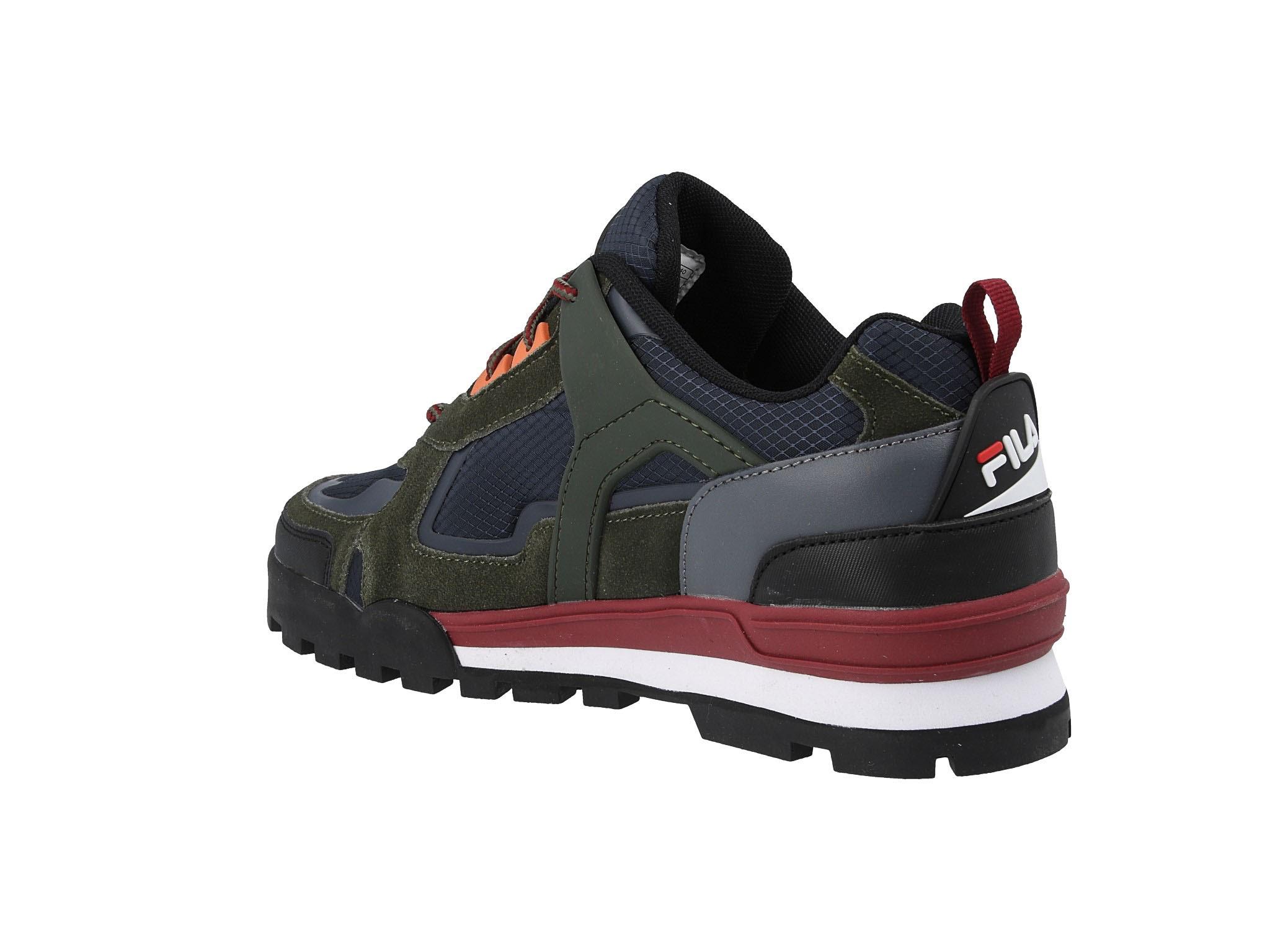 Sneakersy FILA Trailstep Low 1010706.21N Navy