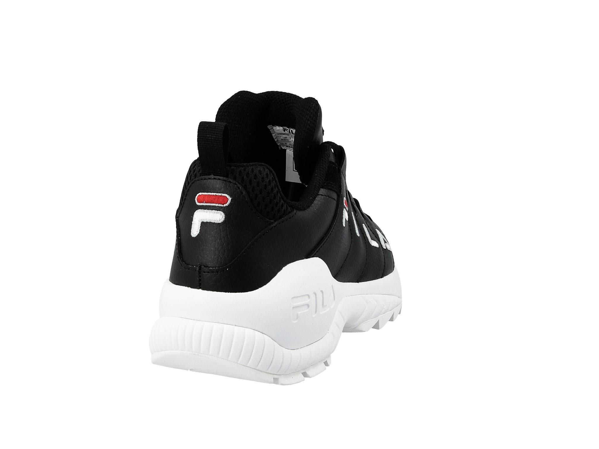 Fila Sneakersy FILA 1010709.25Y Black