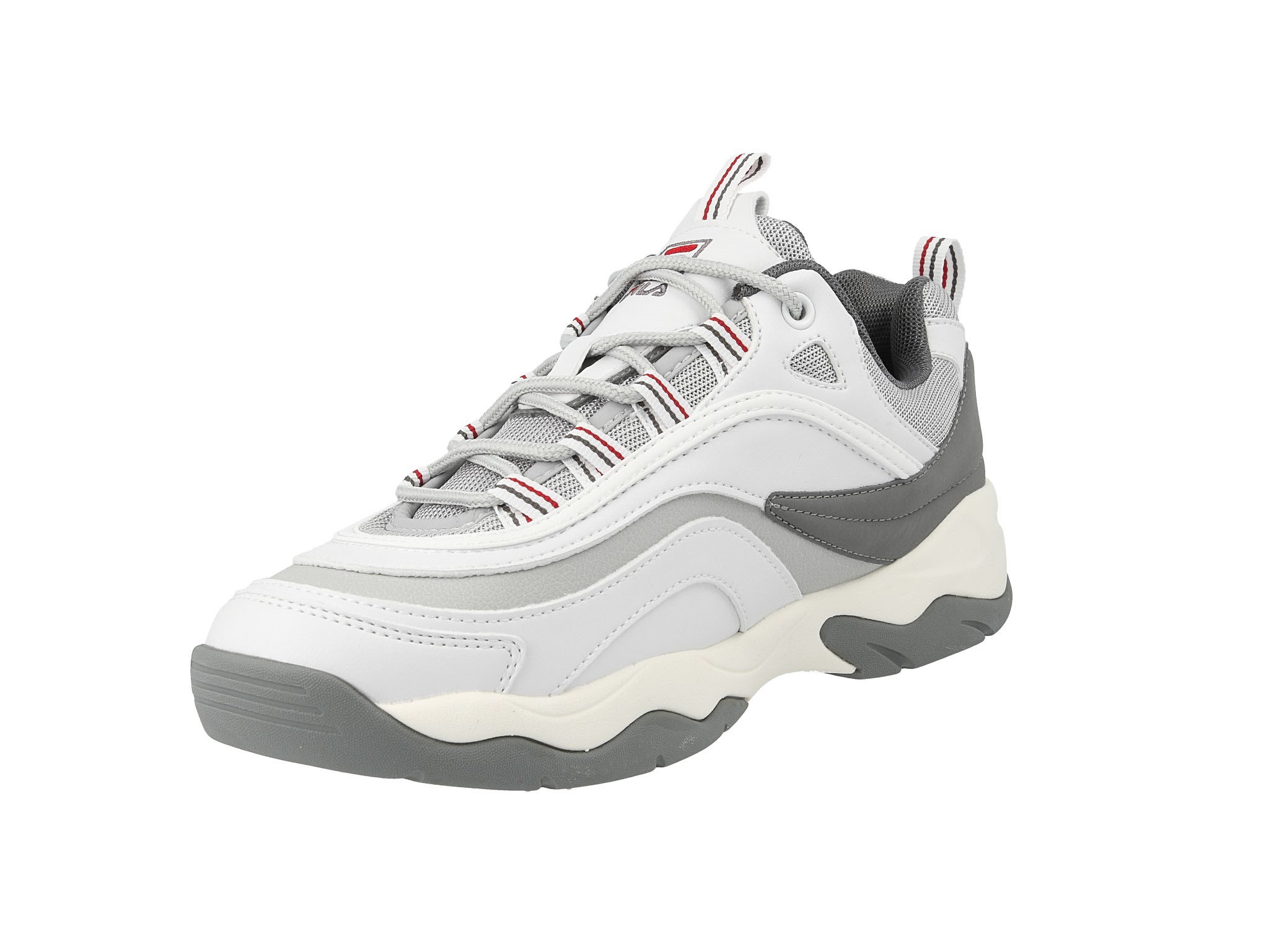 Sneakersy FILA Ray Cb Low 1010723.01Z WhiteGray Violet