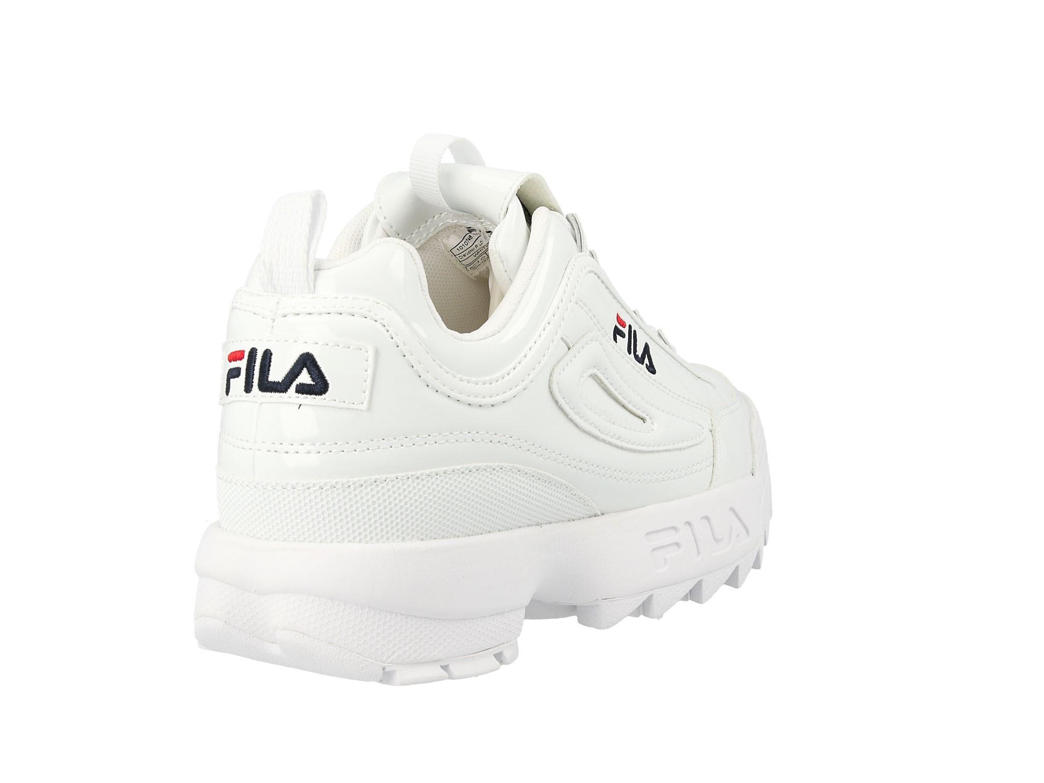 Fila buty damskie Disruptor 1010746.1FG białe