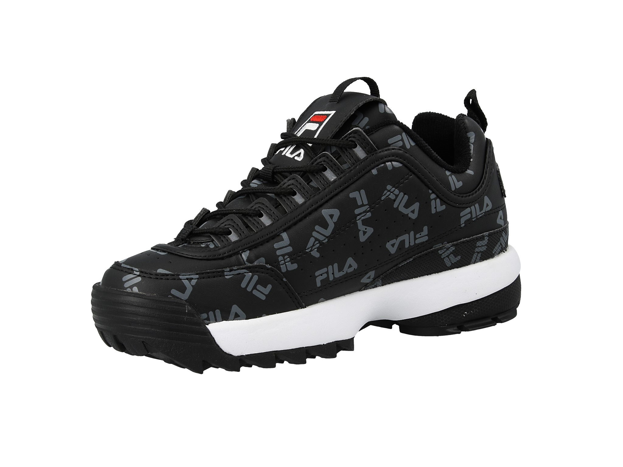 Sneakersy FILA Disruptor Logo Low Wmn 1010748.25Y Black