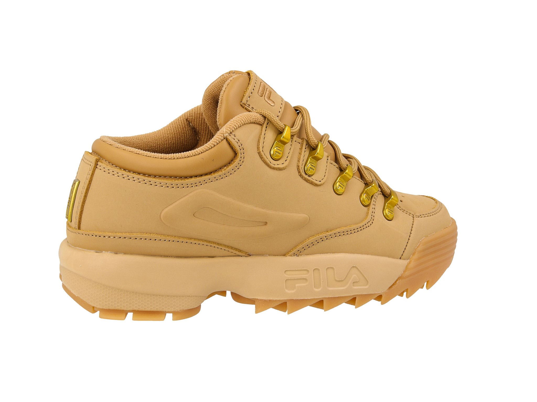 Fila Wmn D2 Disruptor Clay Mid Chipmunk (1010534 EDU)