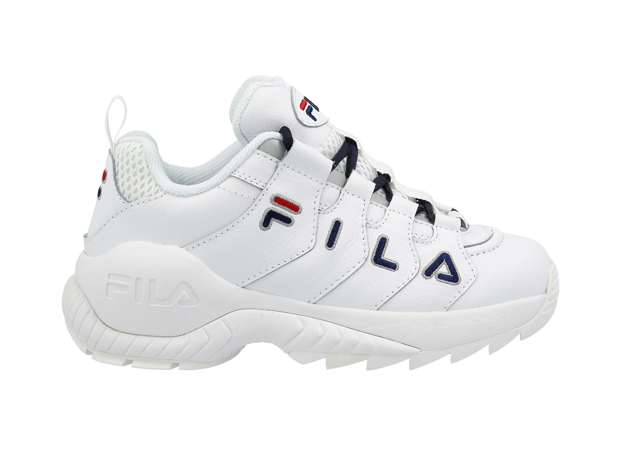 Buty damskie Sneakers Fila Countdown Low WMN white (1010751.1FG)