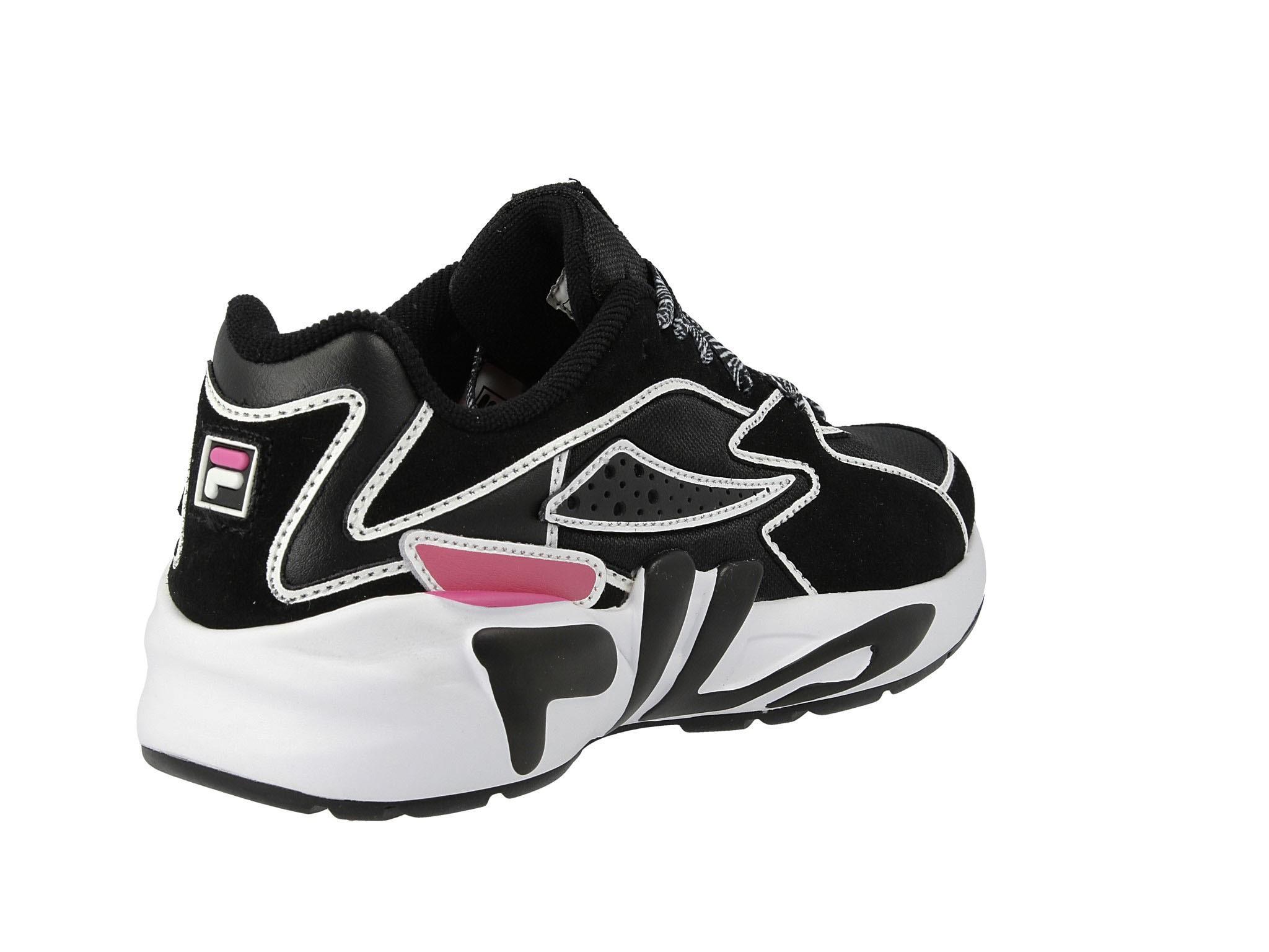 Sneakersy mindblower 1010762.12s blackwhite (Fila)