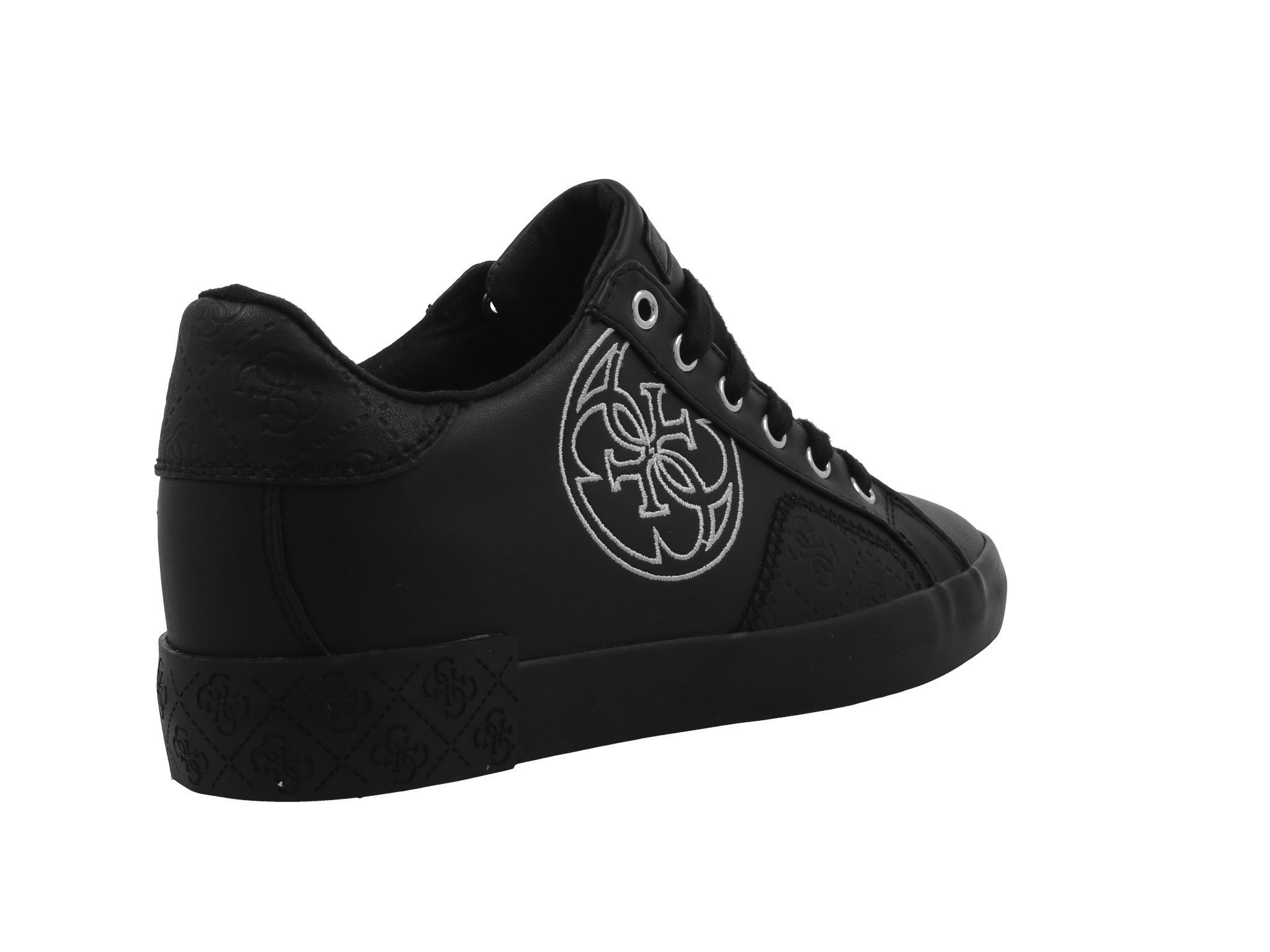 Sneakersy GUESS Pica FL7PIC ELE12 BLKBL Sneakersy