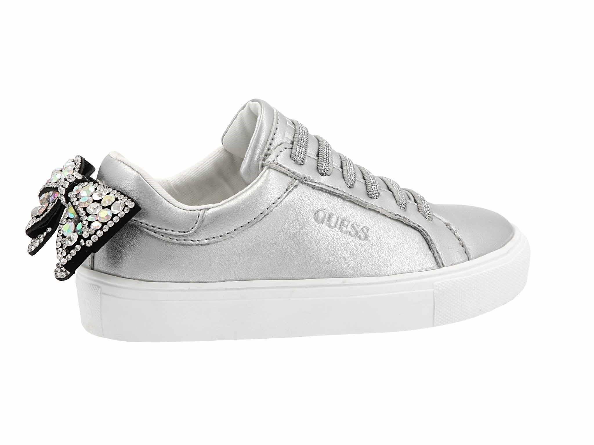 Sneakers GUESS FI7RIB ELE12 SILVER