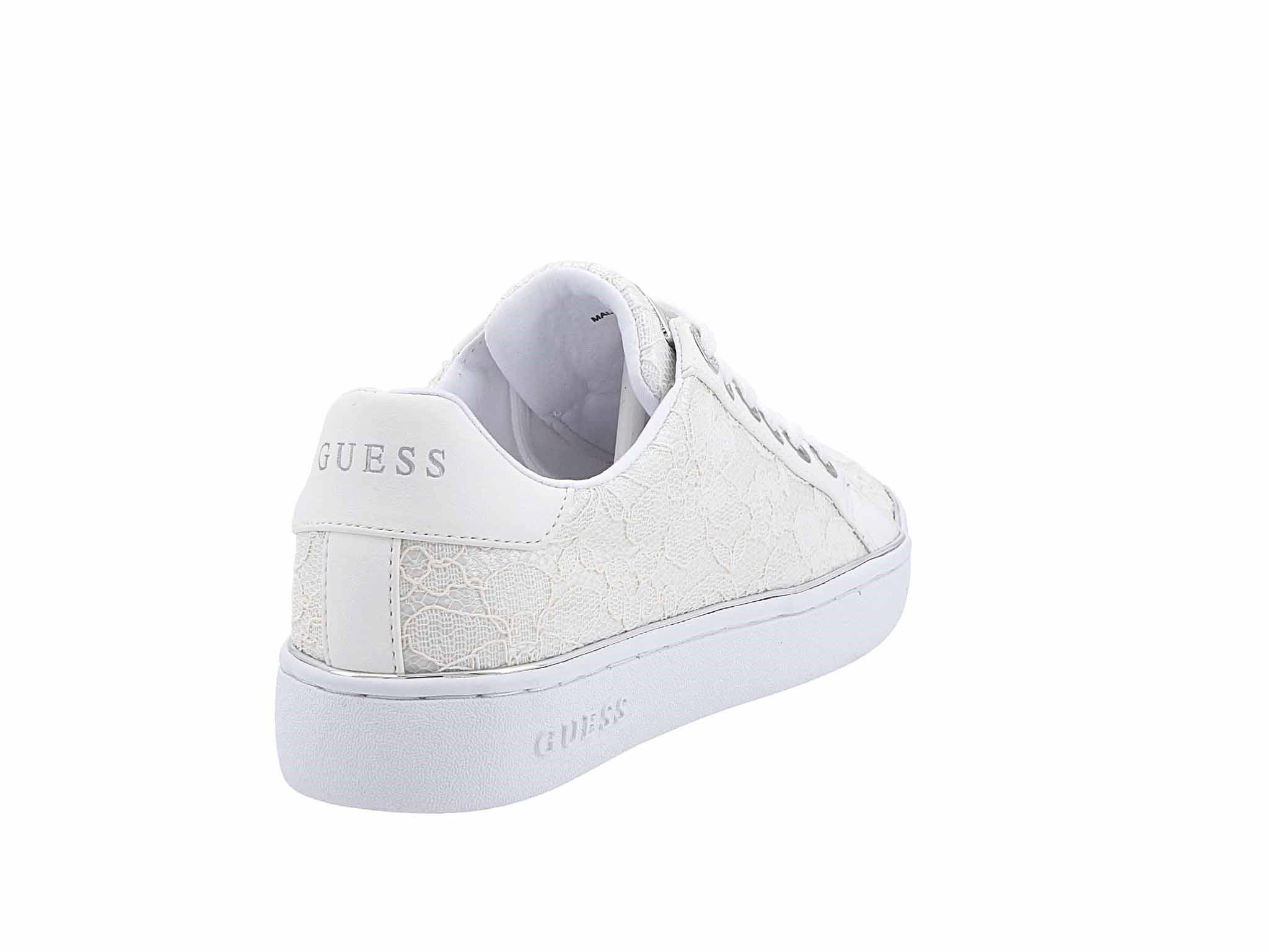 Sneakers GUESS Bradlia2 FL5BD2 LAC12 WHITE