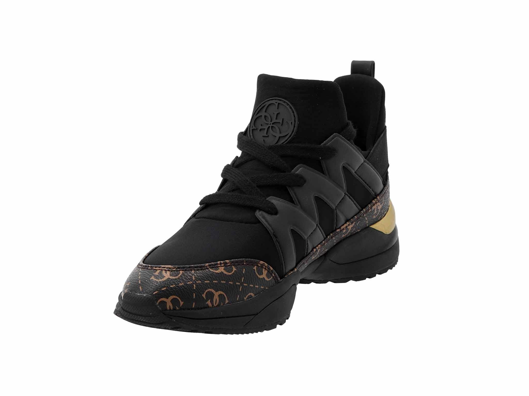Sneakersy GUESS Baileen FL7BAI FAB12 BLKBR • Modivo.pl
