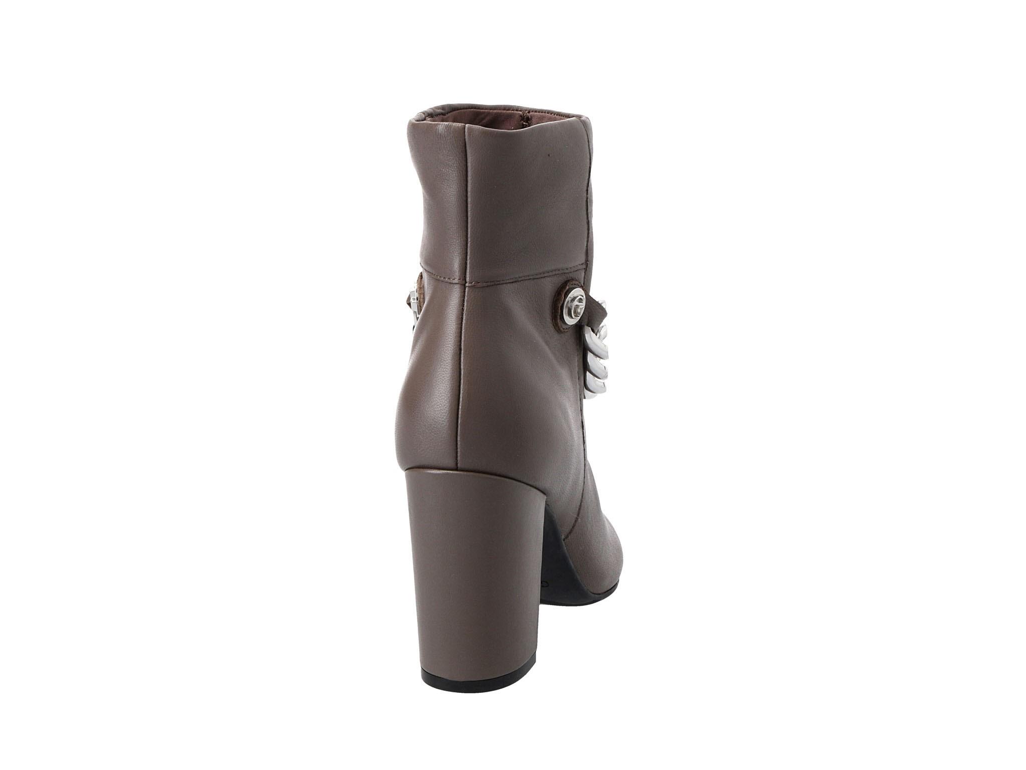 Stiefeletten GUESS - FLAKN4 LEA10 TAUPE - Boots - Stiefel und andere - Damenschuhe