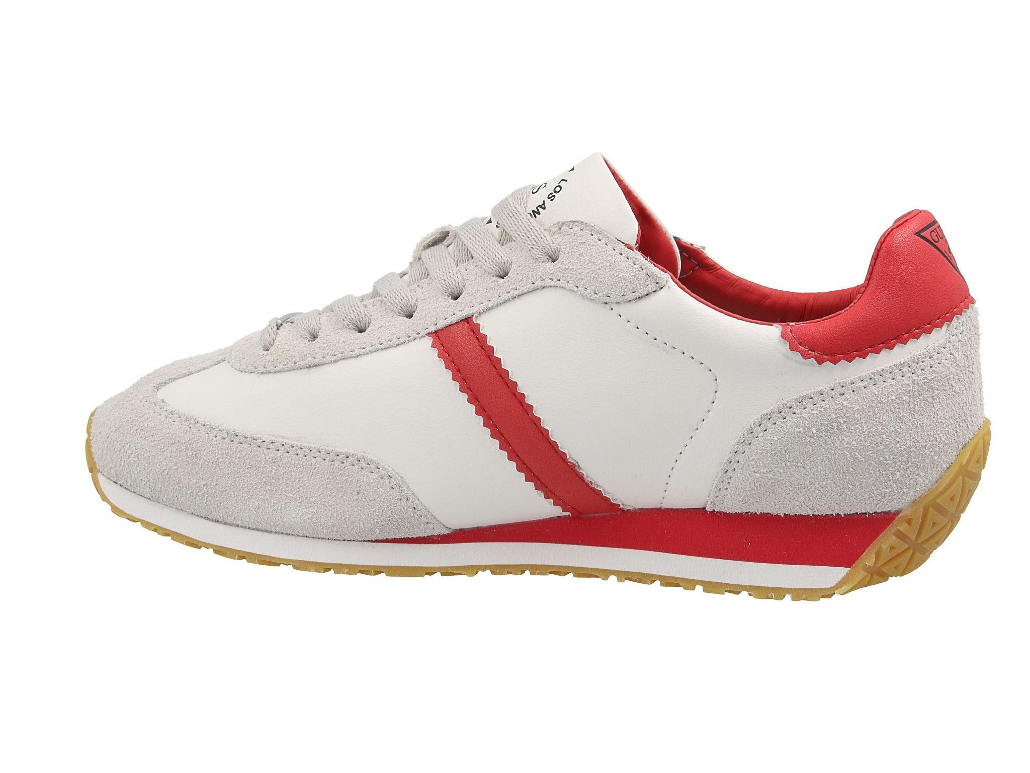 Sneakers GUESS Glorym FM6GLR LEA12 GREEN