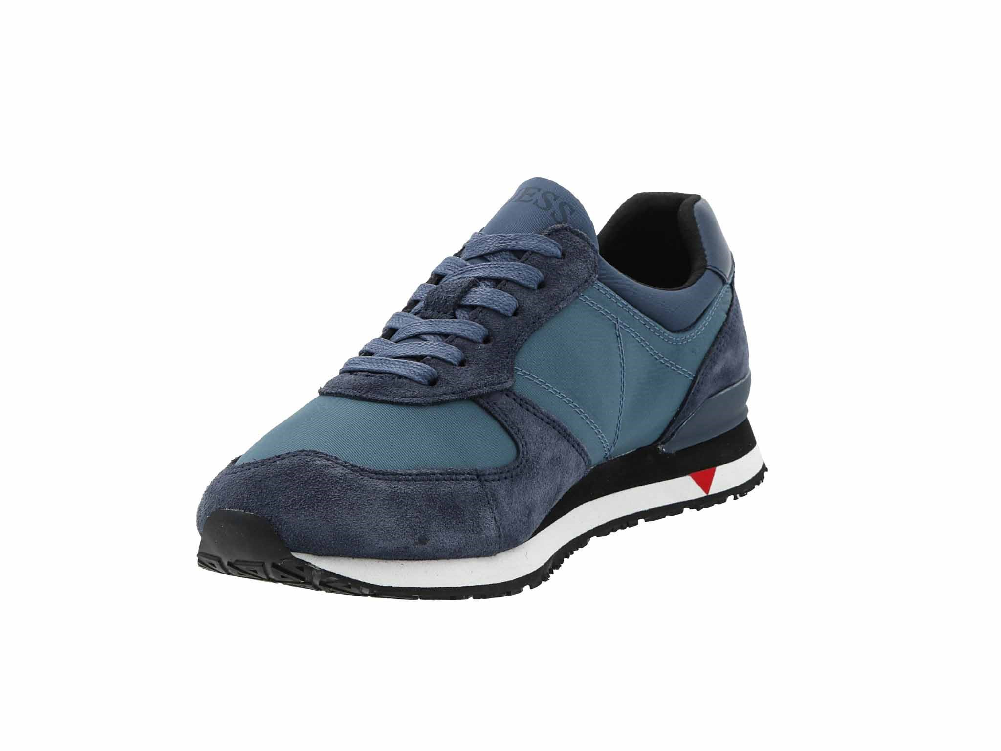 Sneakers GUESS Chat FM7CHT SUE12 BLUE