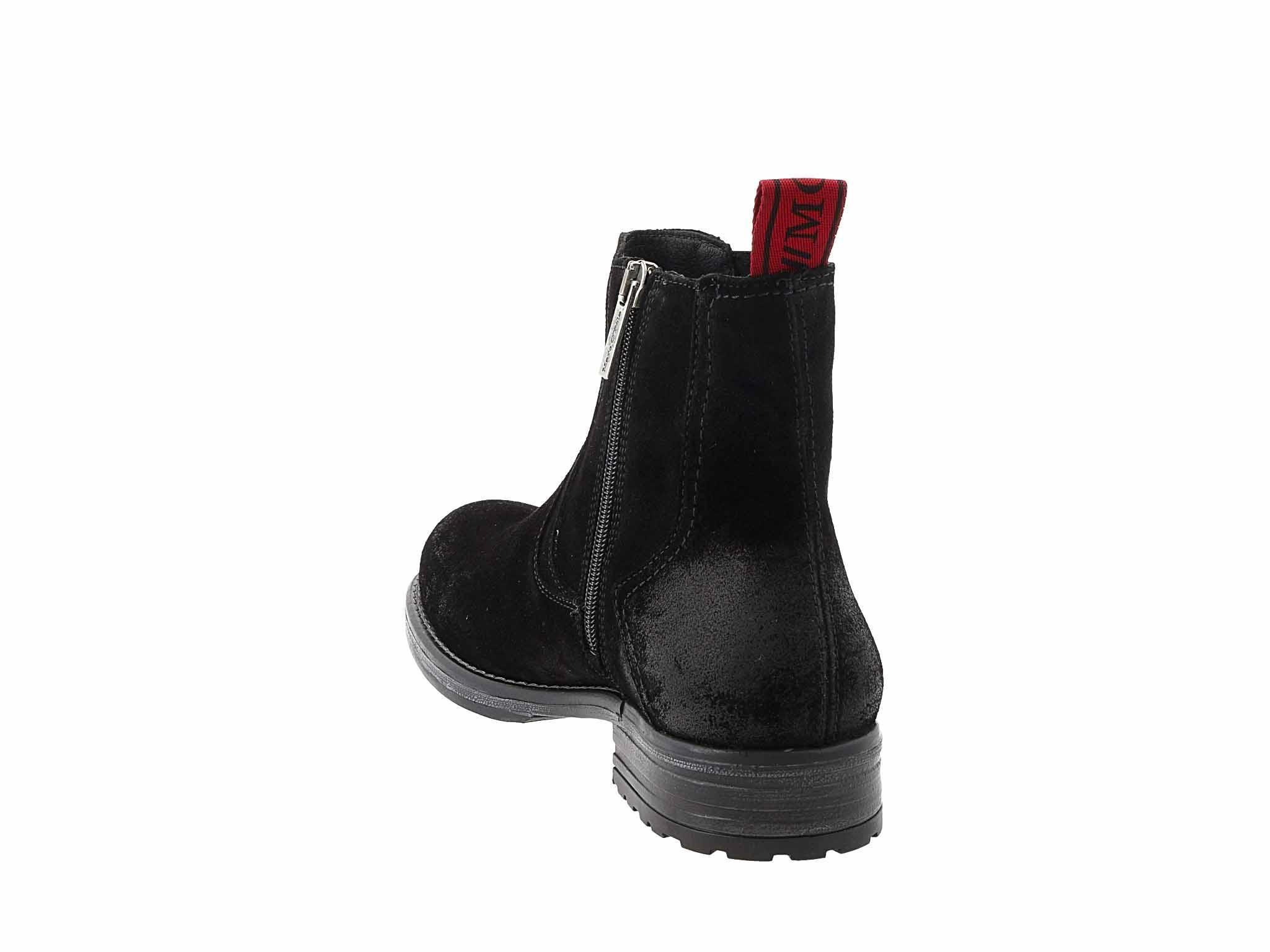 Kozaki MARC O'POLO - 907 25005001 300 Black 990