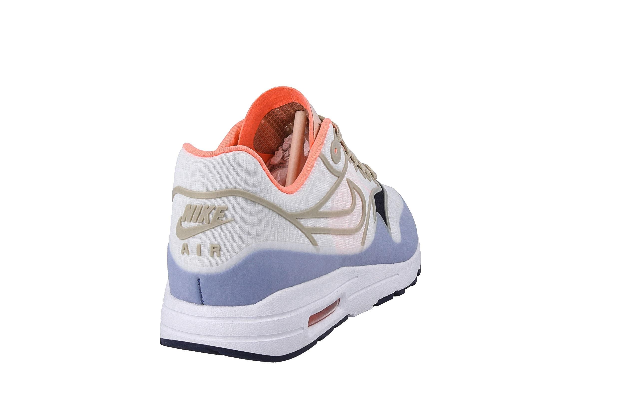 Nike Air Max 1 Ultra 2.0 Si 881103 102 SailOatmealWhiteLava Glow