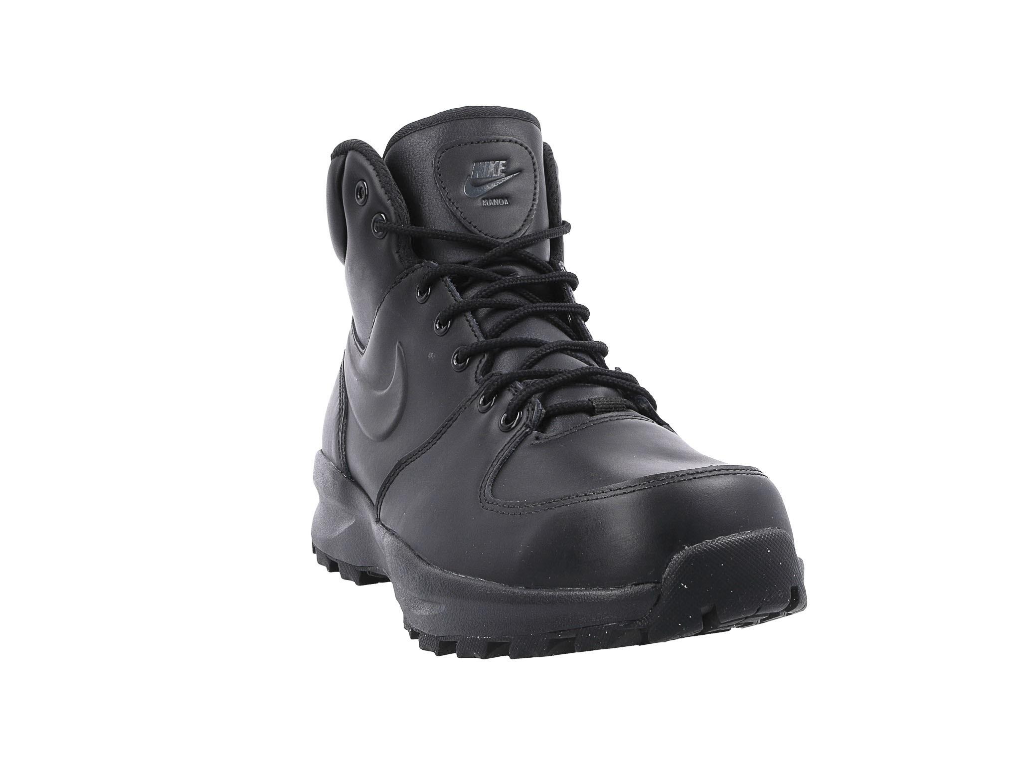 Cipő NIKE Manoa Leather 454350 003 BlackBlackBlack