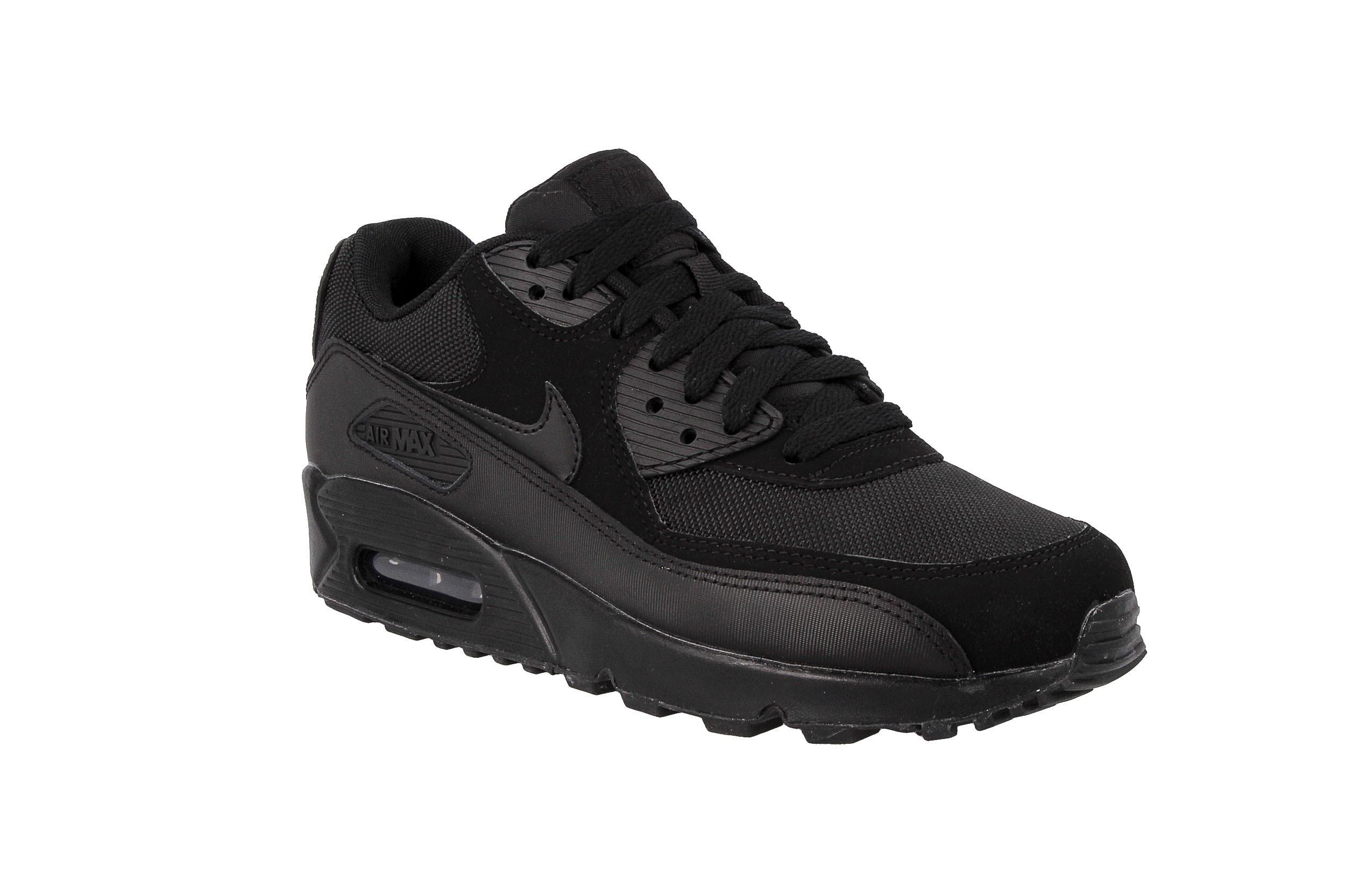 Cipők NIKE Air Max 90 Essential 537384 090 BlackBlackBlackBlack