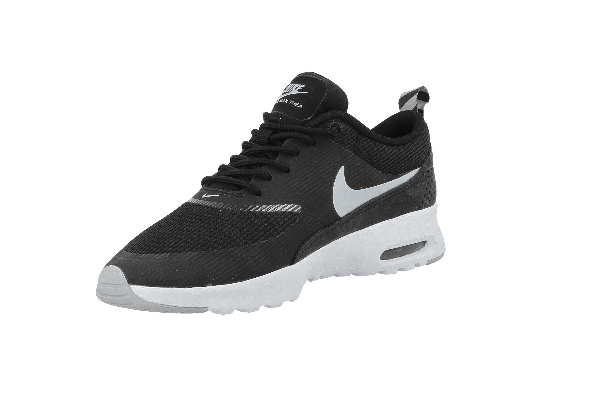 WMNS Nike Air Max Thea Black wolf Grey white 599409 007 for