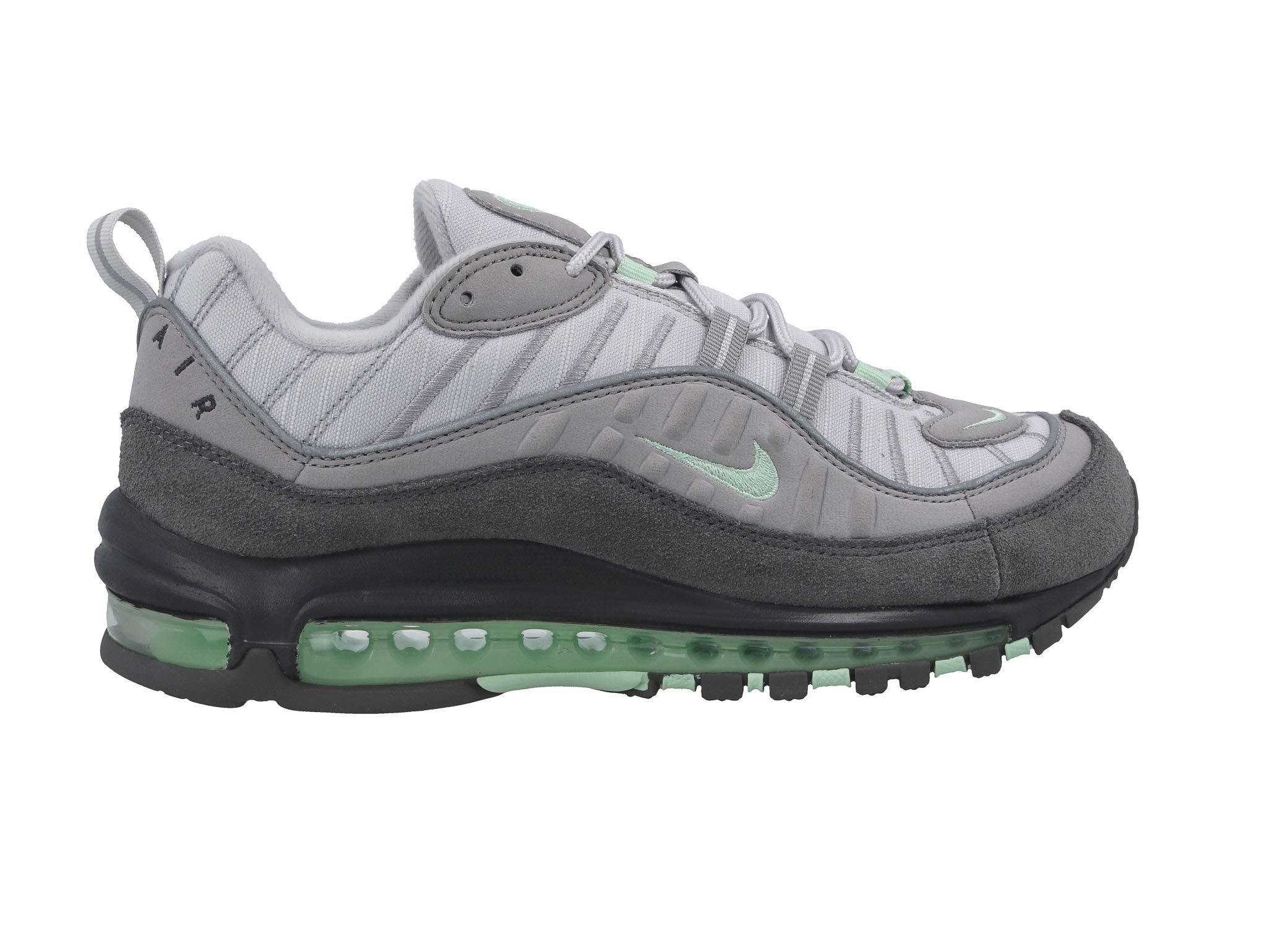 Nike Air Max 98 Vast Grey 640744 011 Release Info