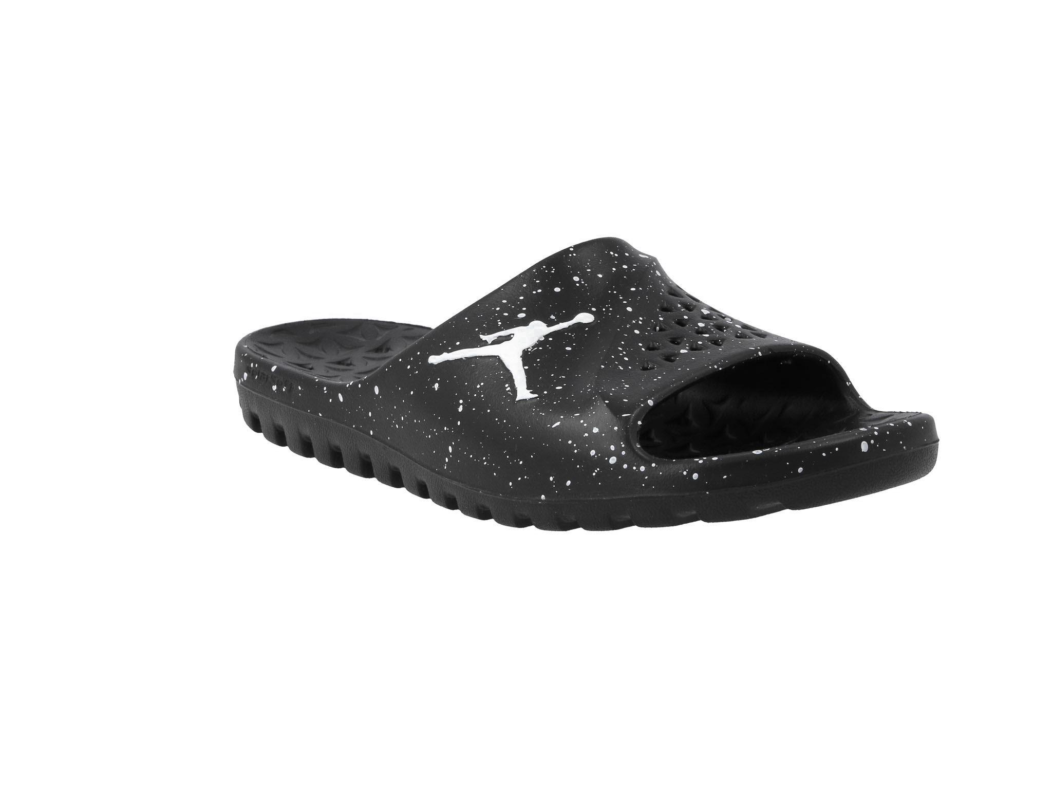 Papucs NIKE Jordan Super.Fly Team Slide 716985 031 BlackWhiteWhite