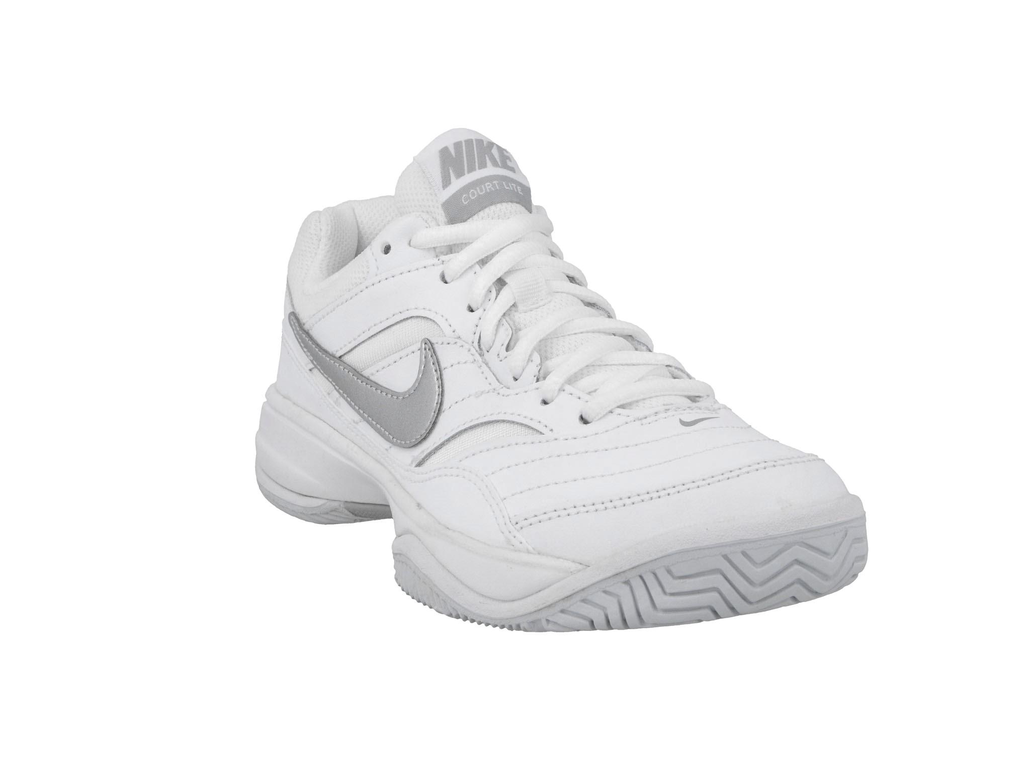 Nike Court Lite whiteblackmedium grey