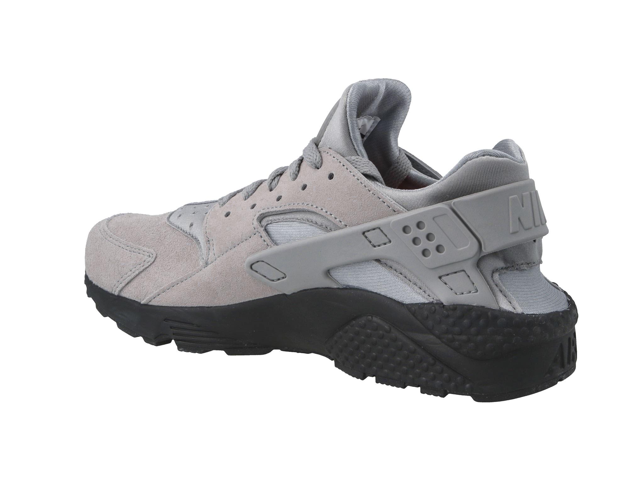 Buty air huarache run se 852628 003 matte silvermatte silver (Nike)