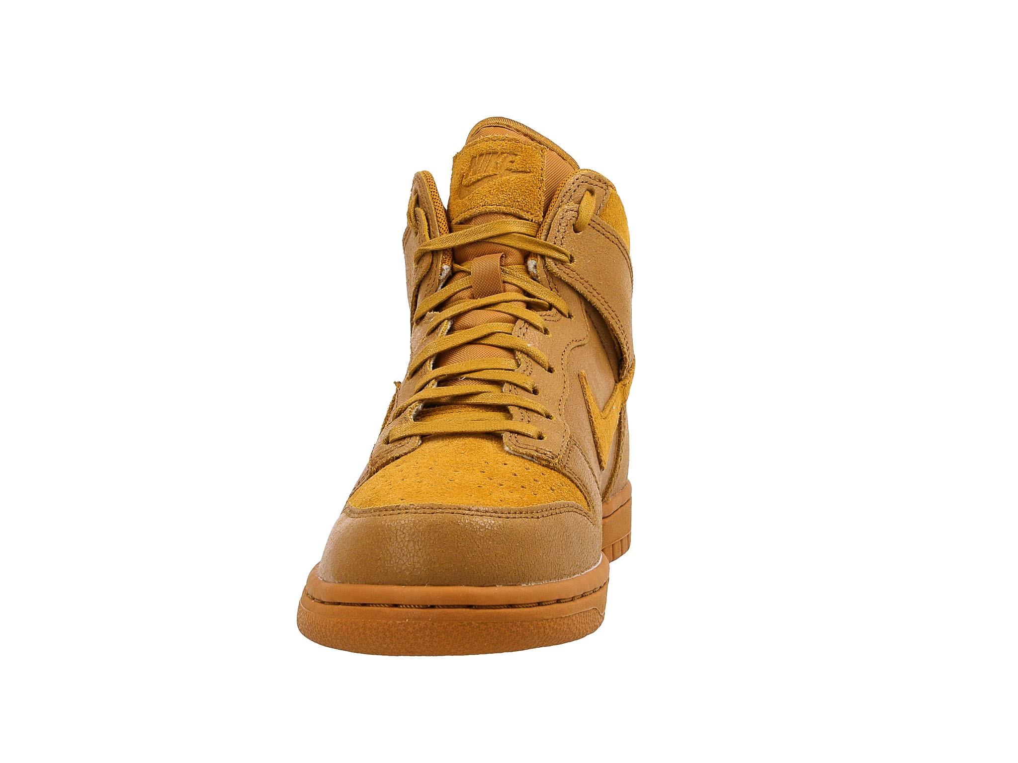 Nike Dunk Hi Prm 881232 700 Desert OchreDesert Ochre Cipő