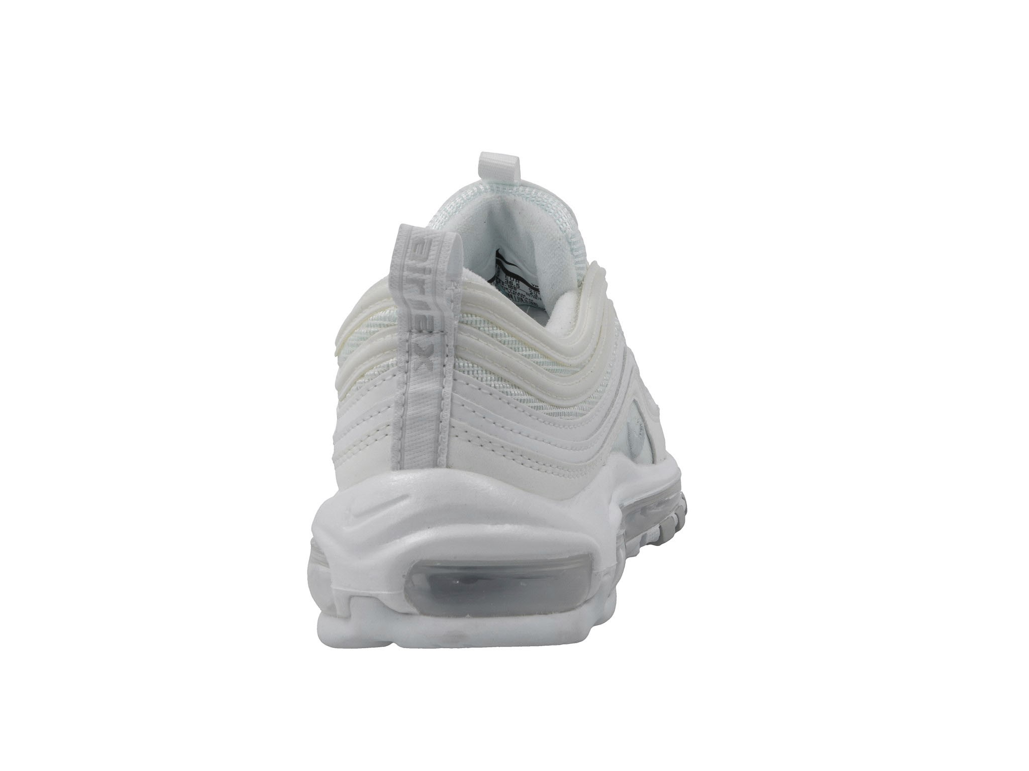 Buty damskie sneakers Nike Air Max 97 white white pure platinum (921733 100)
