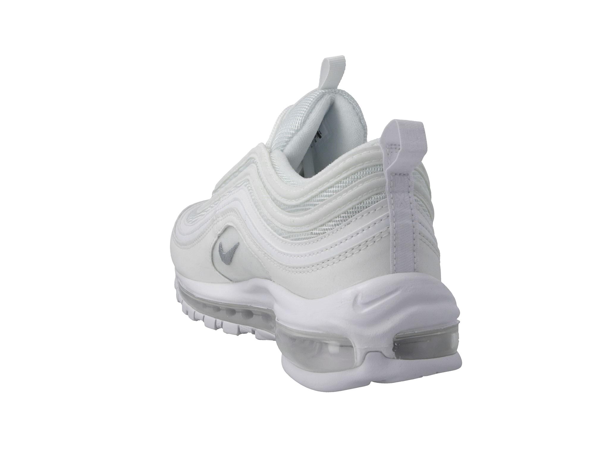 Buty Męskie Nike Air Max 97 White Wolf Grey Black