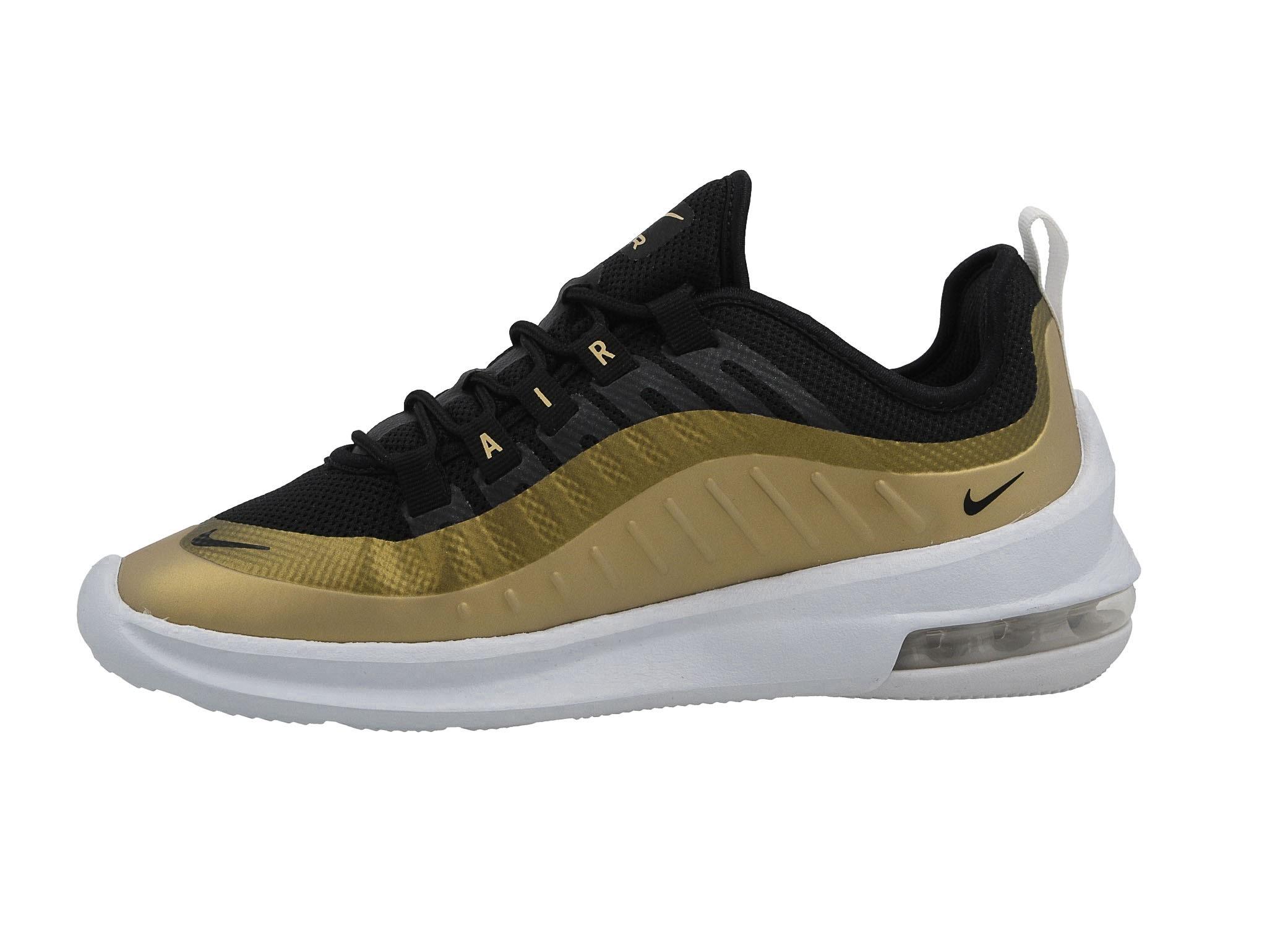 Cipő NIKE Air Max Axis AA2146 011 BlackBlackMtlc Gold