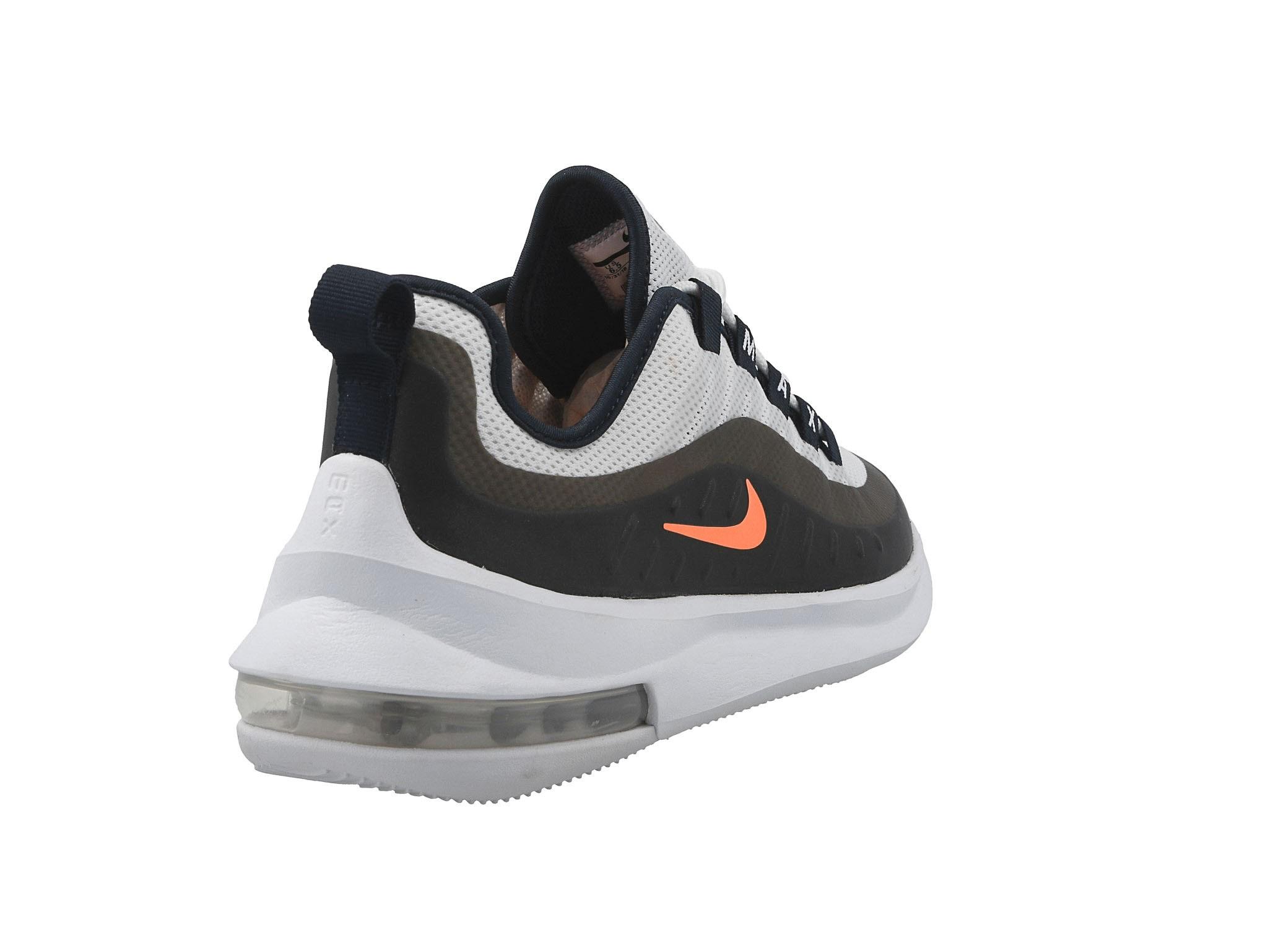 Schuhe NIKE Air Max Axis AA2146 108 WhiteTotal OrangeObsidian