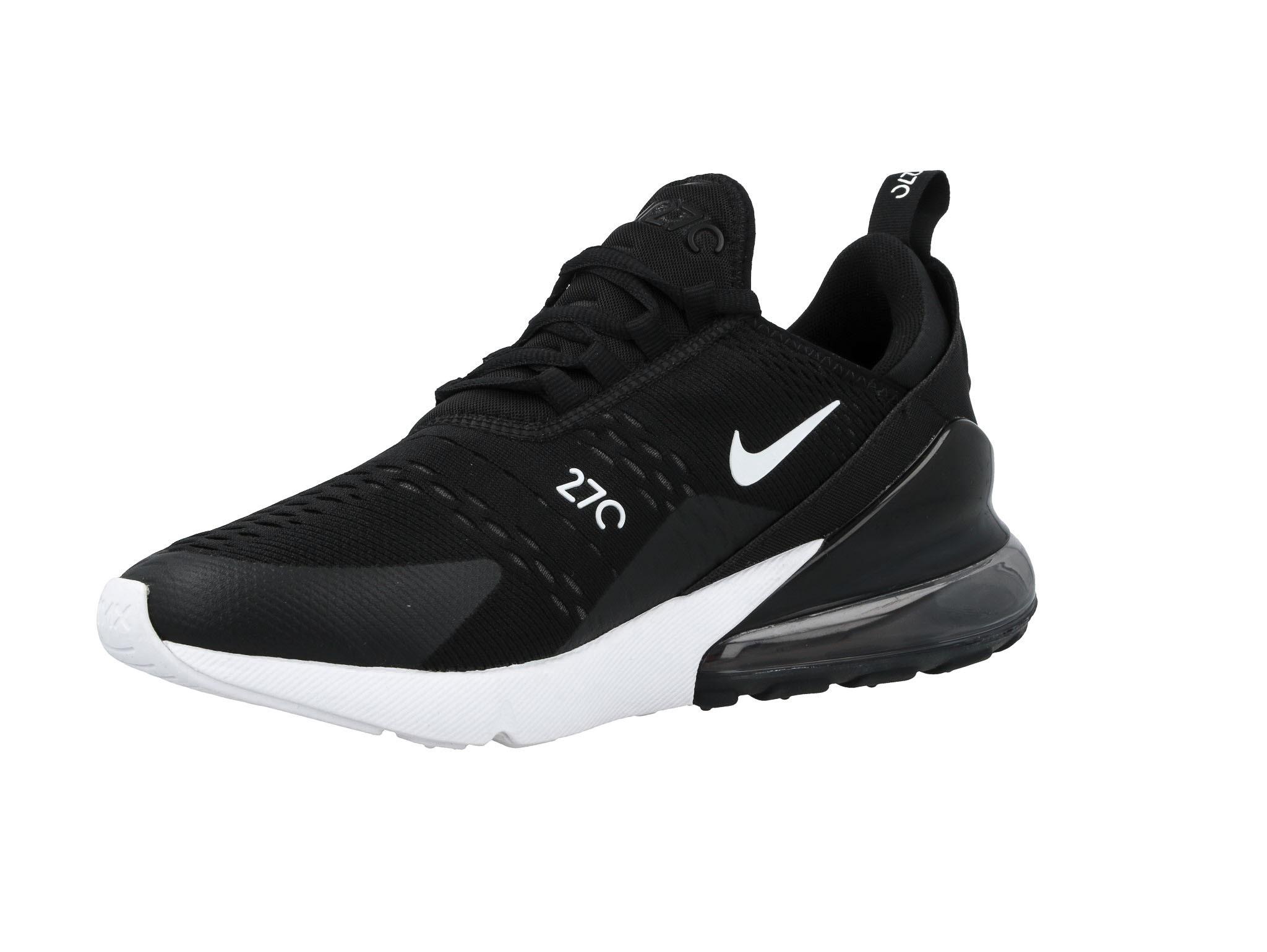 Sneakers Buty Air Max 270 blackanthracite white (AH8050 002)