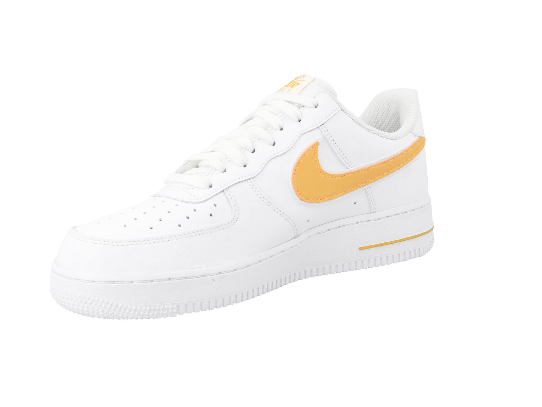 Buty NIKE Air Force 1'07 3 AO2423 105 WhiteUniversity Gold