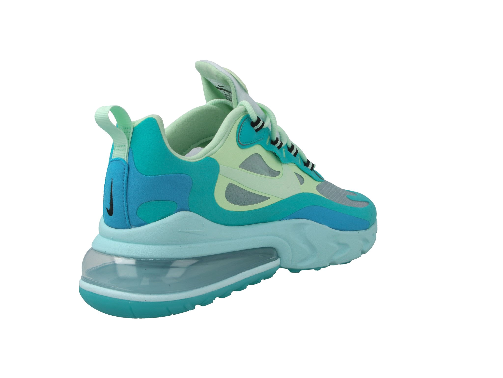 Nike Air Max 270 React Hyper Jade Frosted Spruce AO4971 301