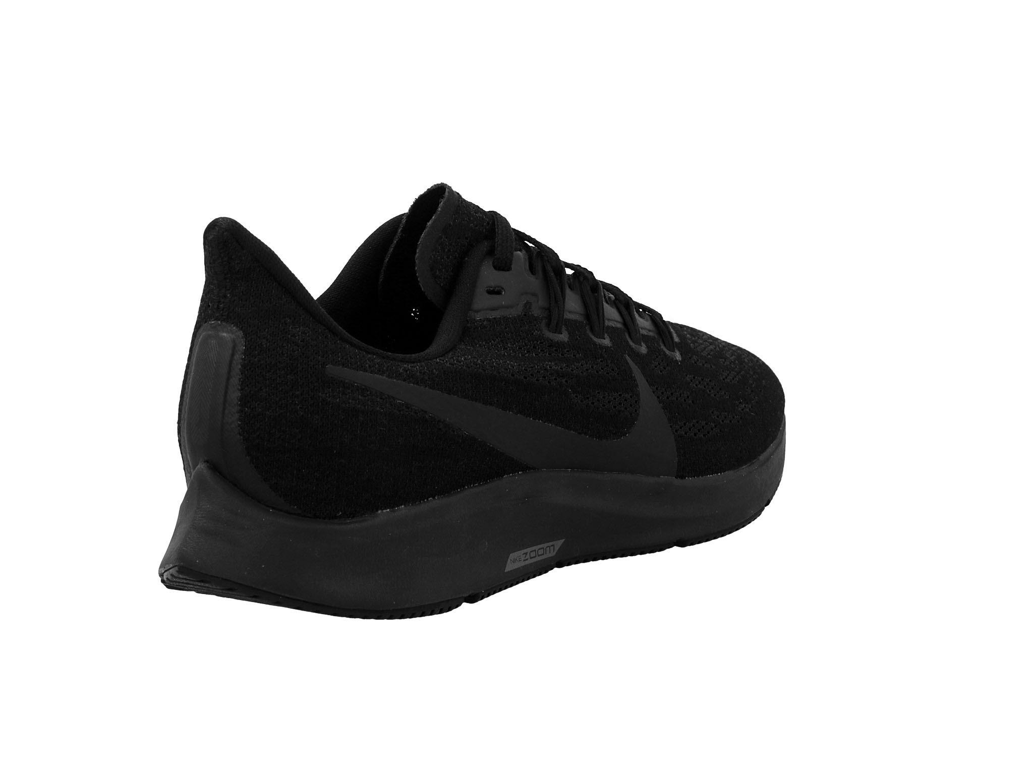 Buty NIKE - Air Zoom Pegasus 36 AQ2203 006 Black/Black/Oil/Gray