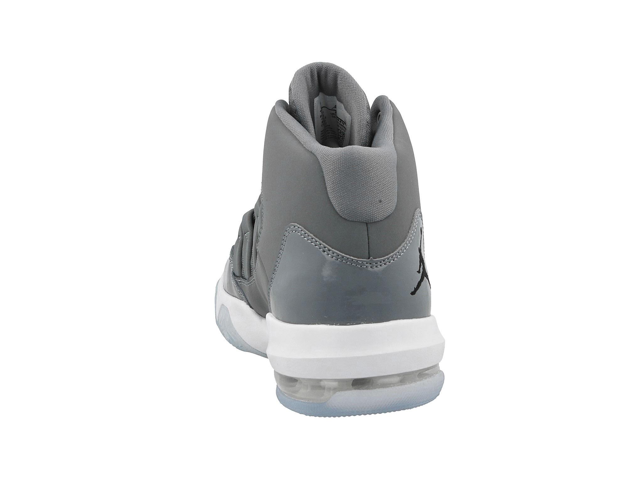 Buty Jordan Max Aura AQ9084 010 Cool GreyBlackWhiteClear